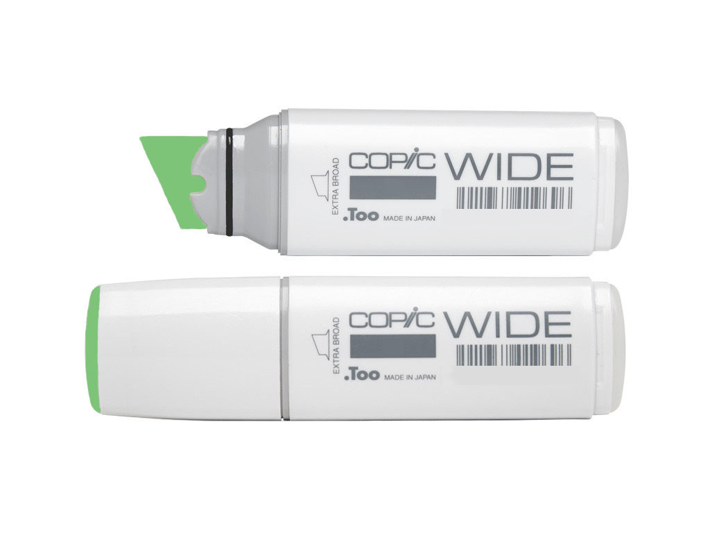 Copic Wide Marker G07 Nile Green