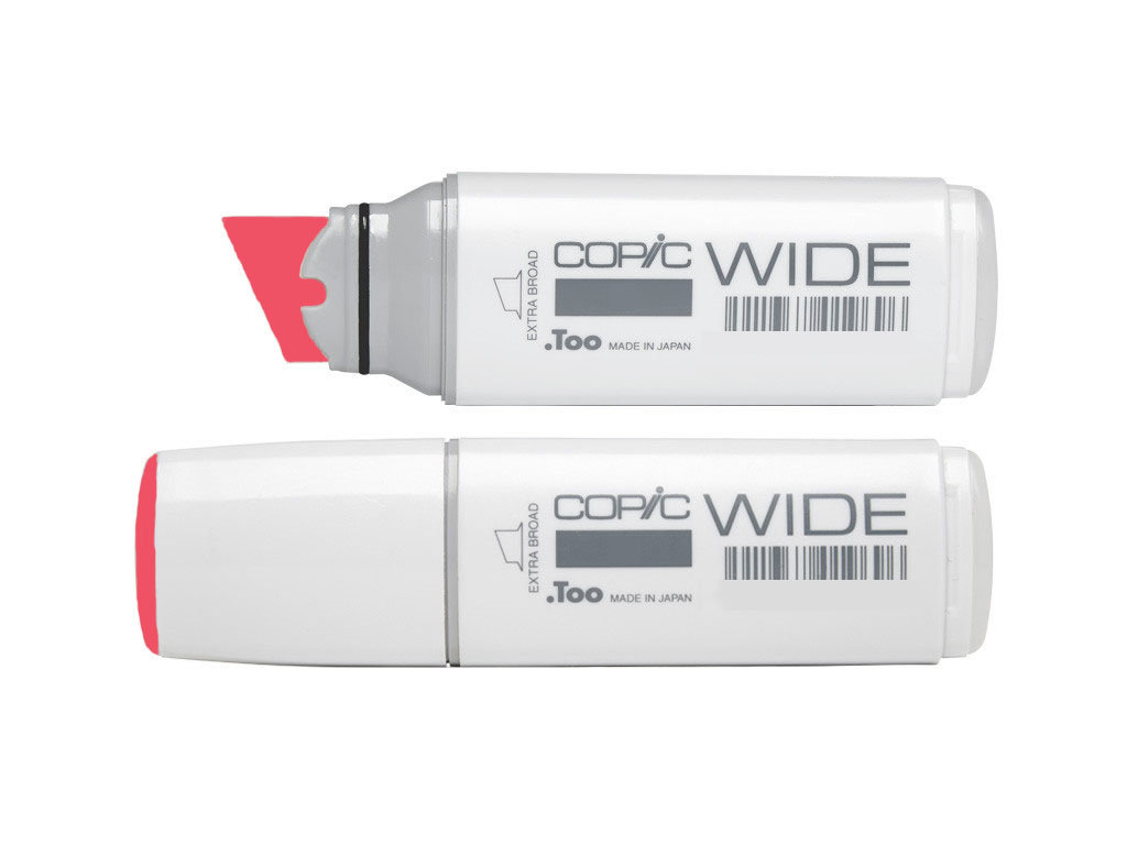 Copic Wide Marker R27 Cadmium Red