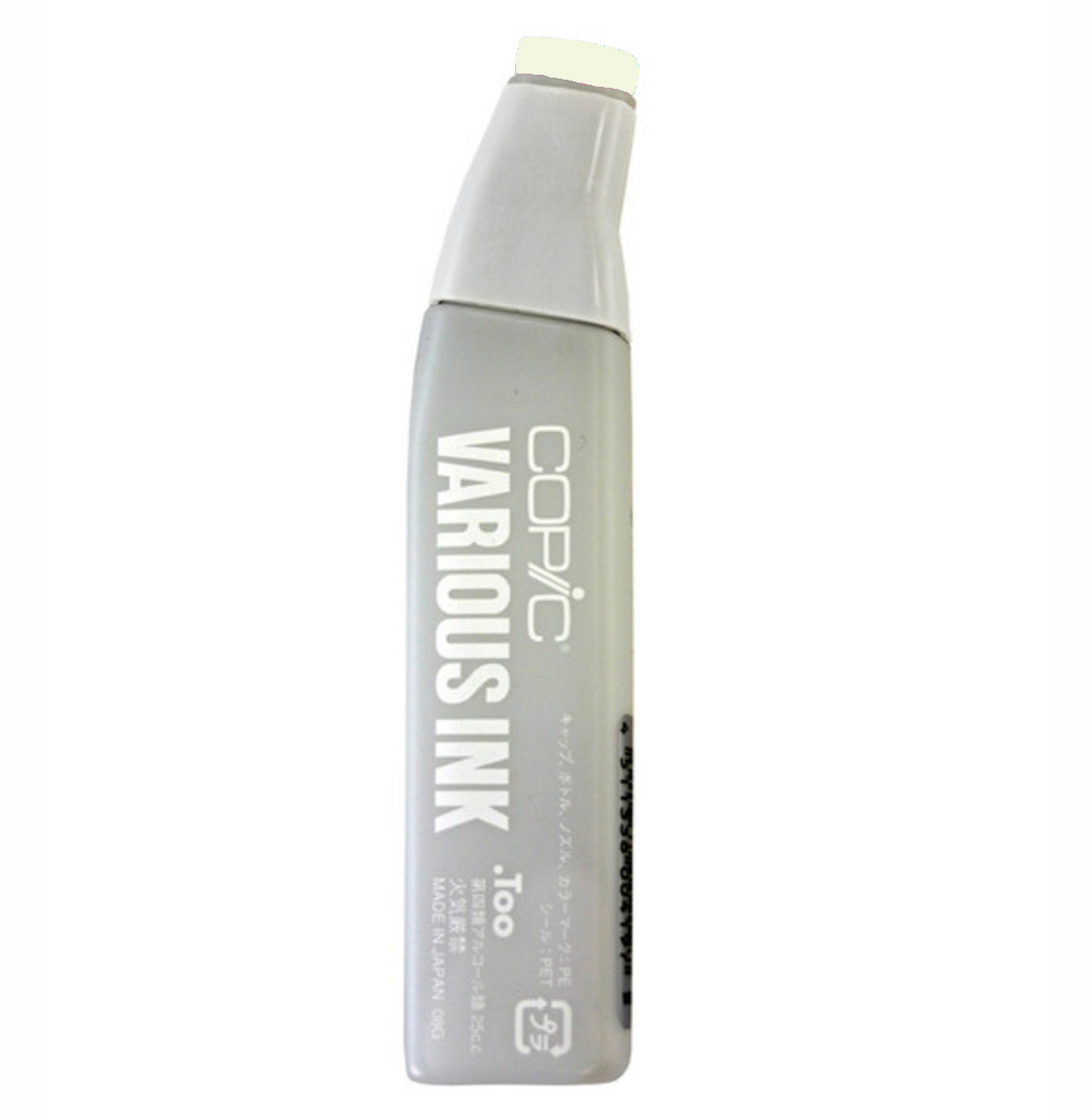 Copic Various Ink Refill Yg0000 Lily White
