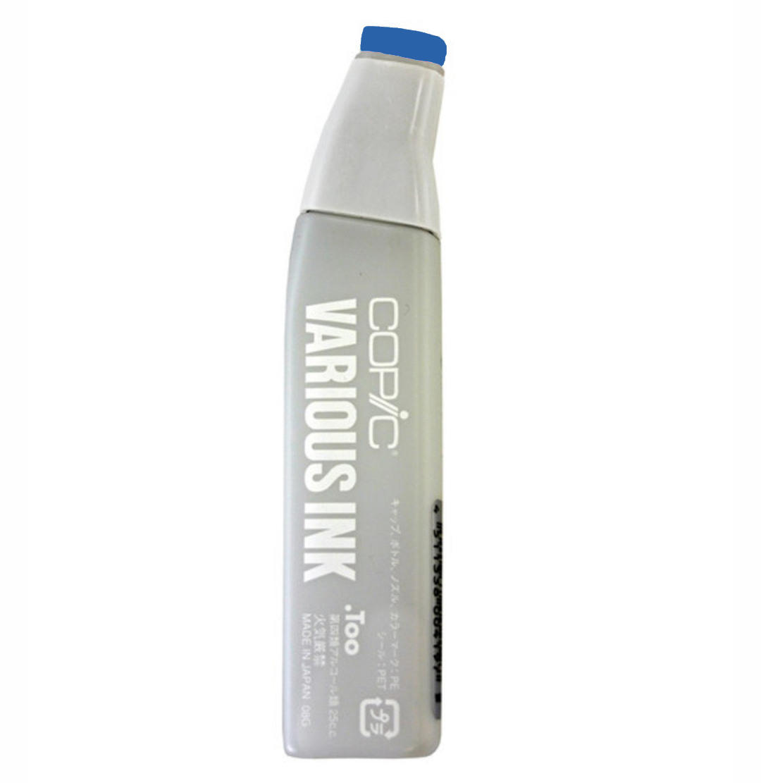 Copic Various Ink Refill B39 Prussian Blue
