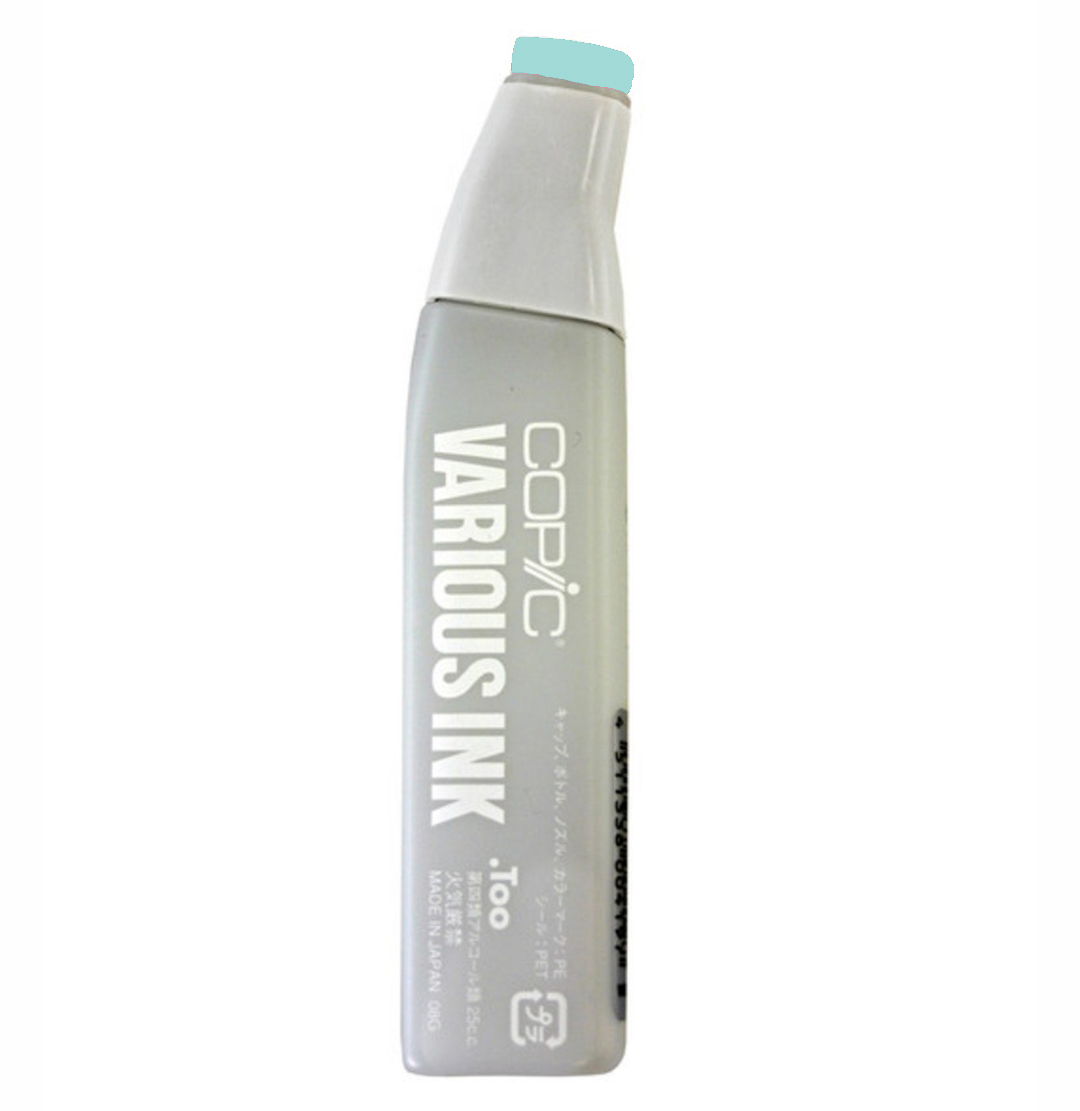 Copic Various Ink Refill Bg34 Horizon Green