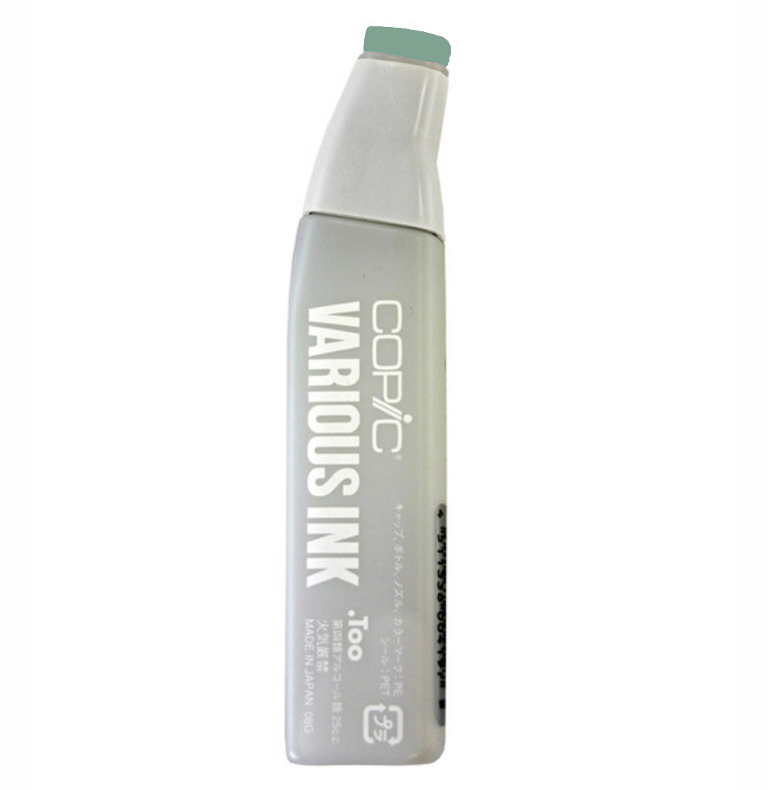 Copic Various Ink Refill Bg93 Green Gray
