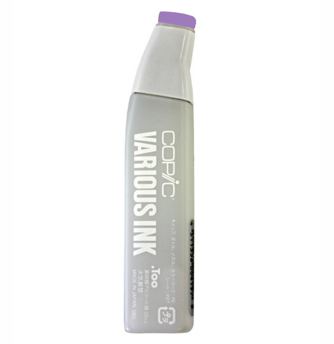 Copic Various Ink Refill Bv08 Blue Violet