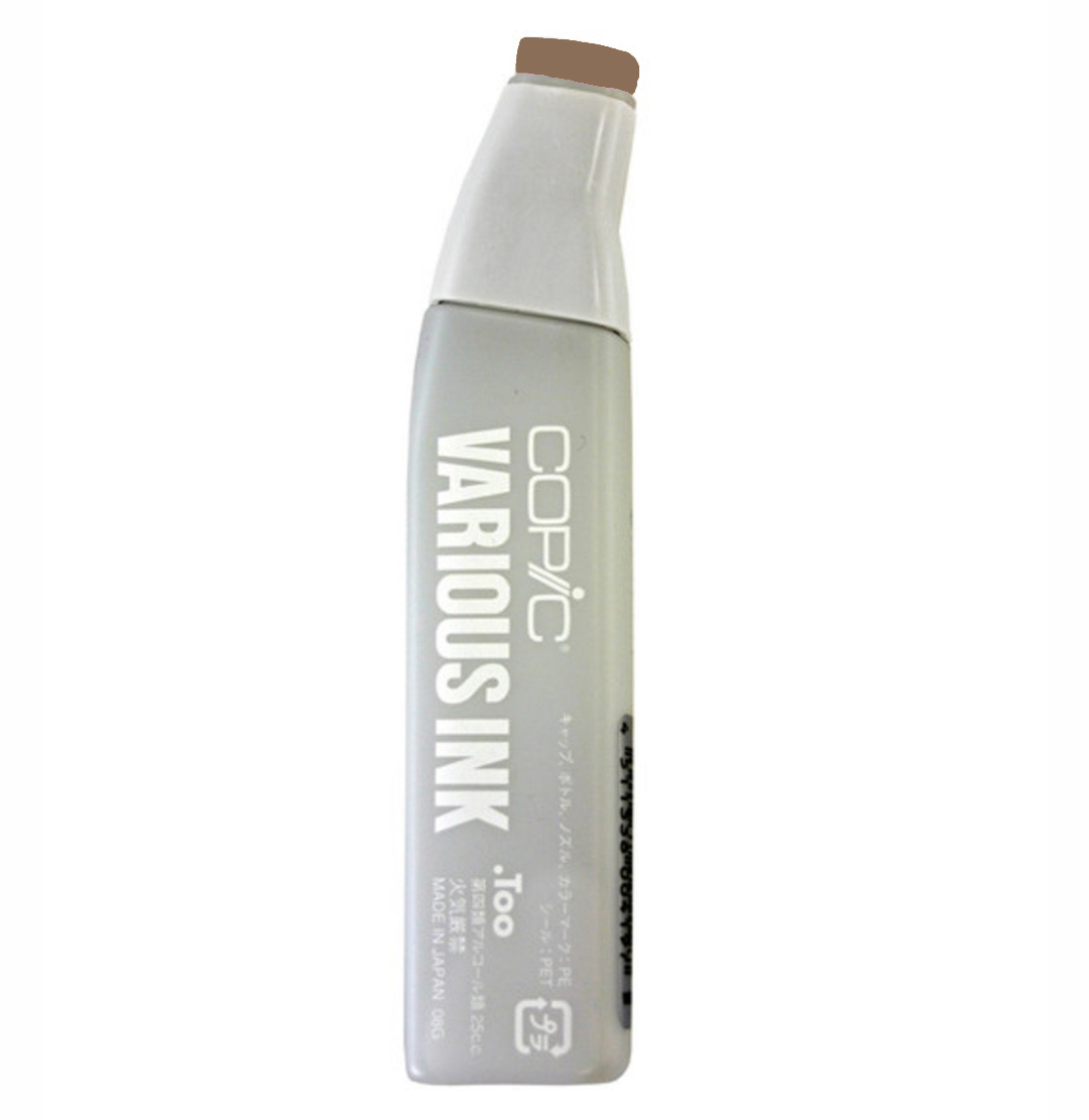 Copic Various Ink Refill E47 Dark Brown