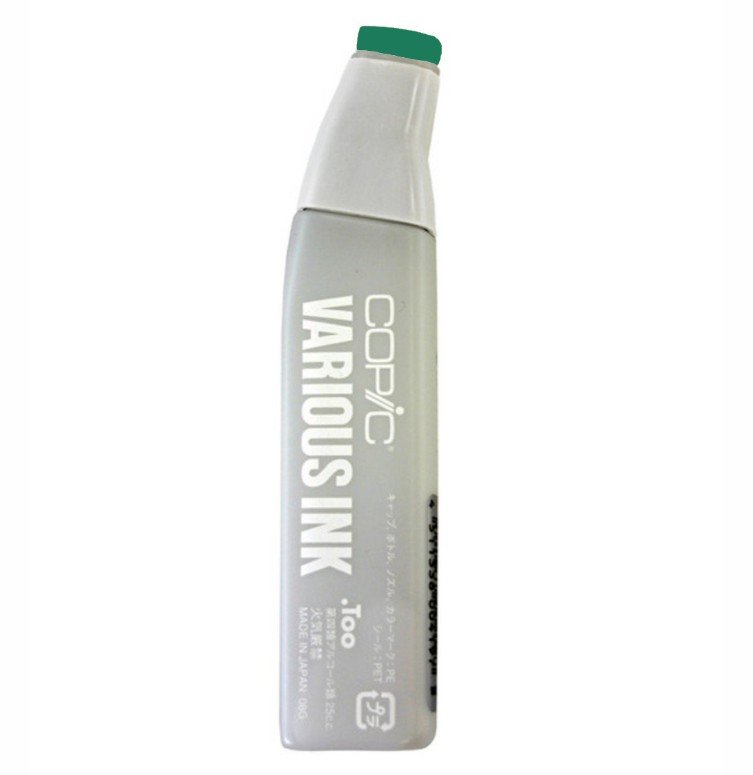 Copic Various Ink Refill G29 Pine Tree Green