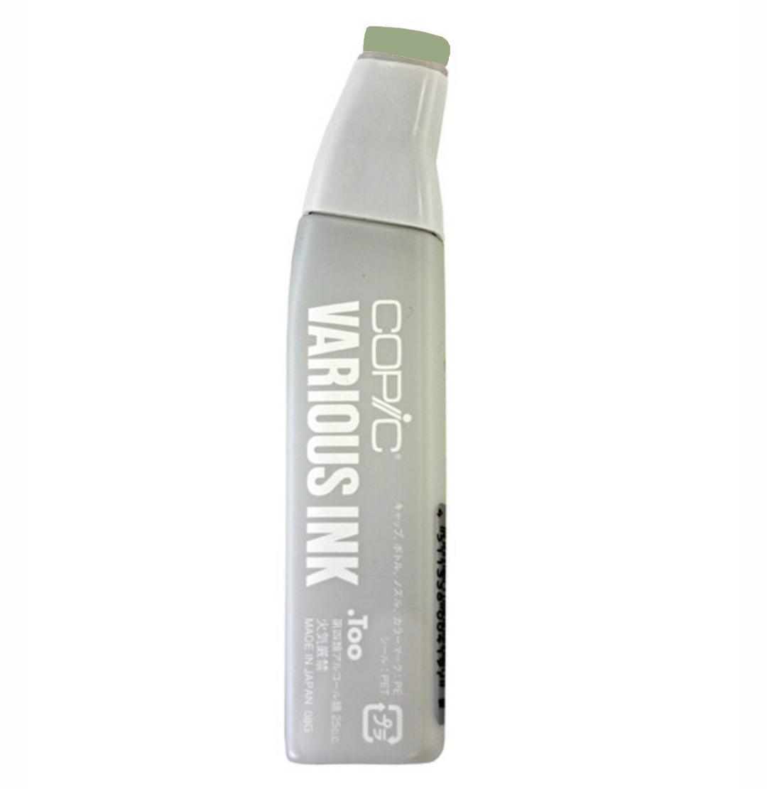 Copic Various Ink Refill G94 Grayish Olive