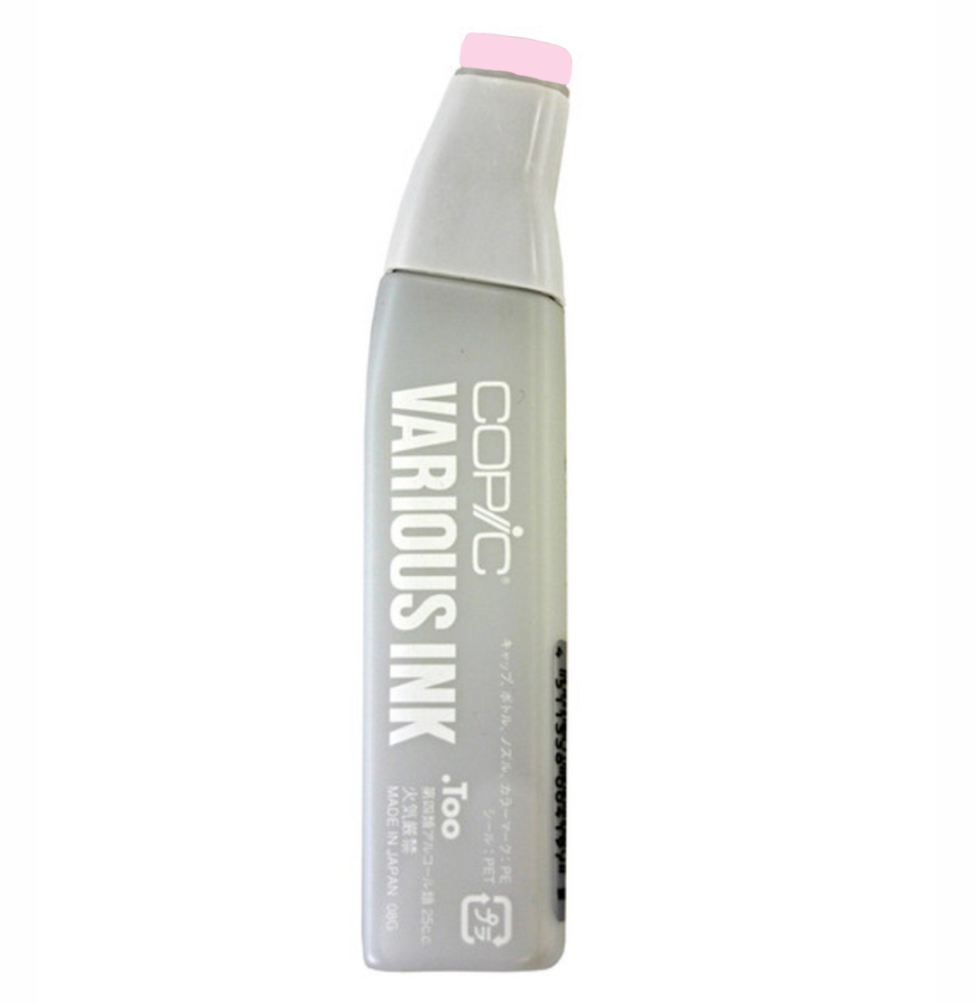Copic Various Ink Refill Rv02 Sugar Almd Pink