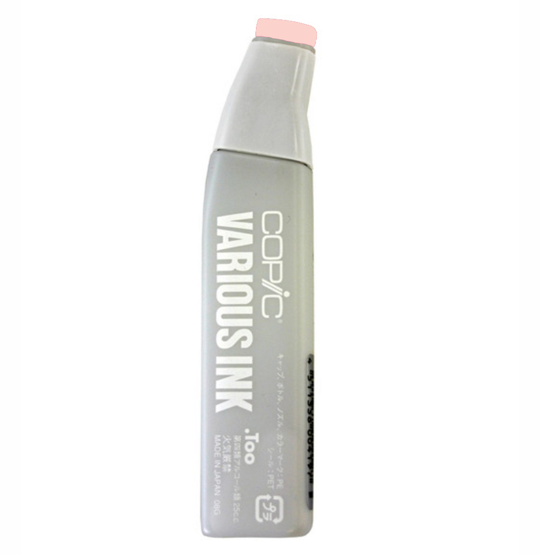 Copic Various Ink Refill Rv32 Shadow Pink