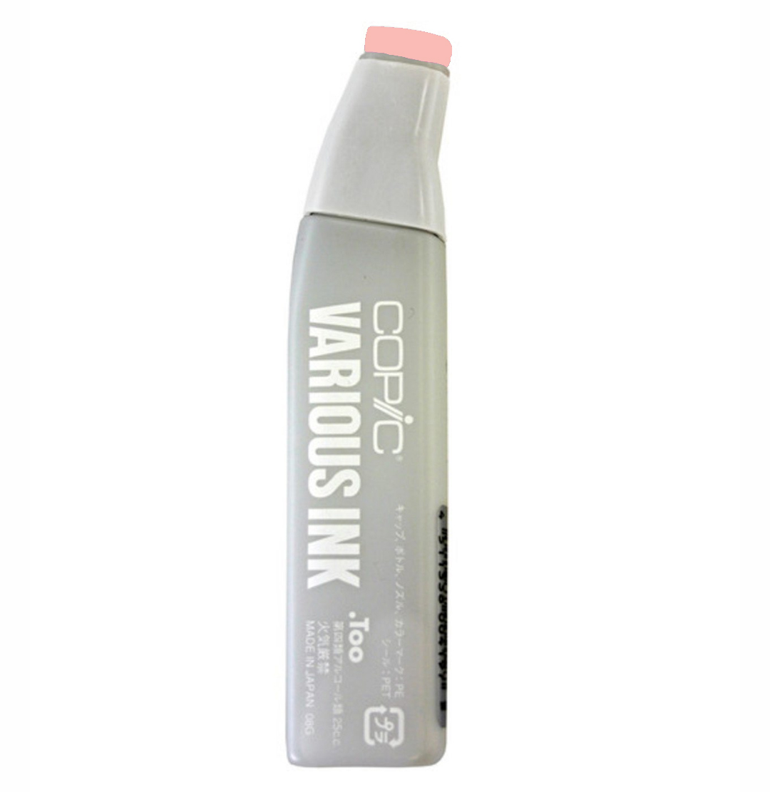 Copic Various Ink Refill Rv42 Salmon Pink