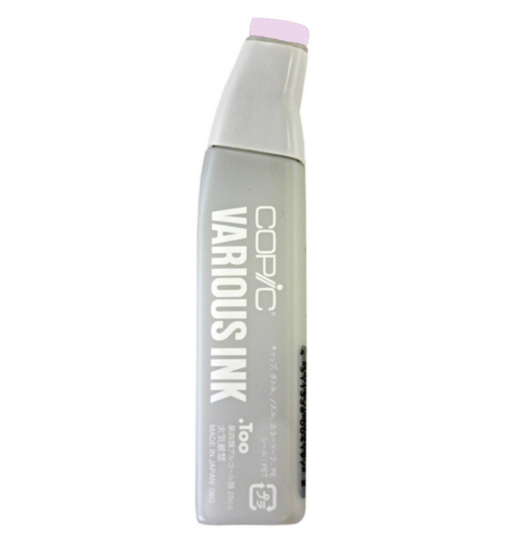 Copic Various Ink Refill V12 Pale Lilac