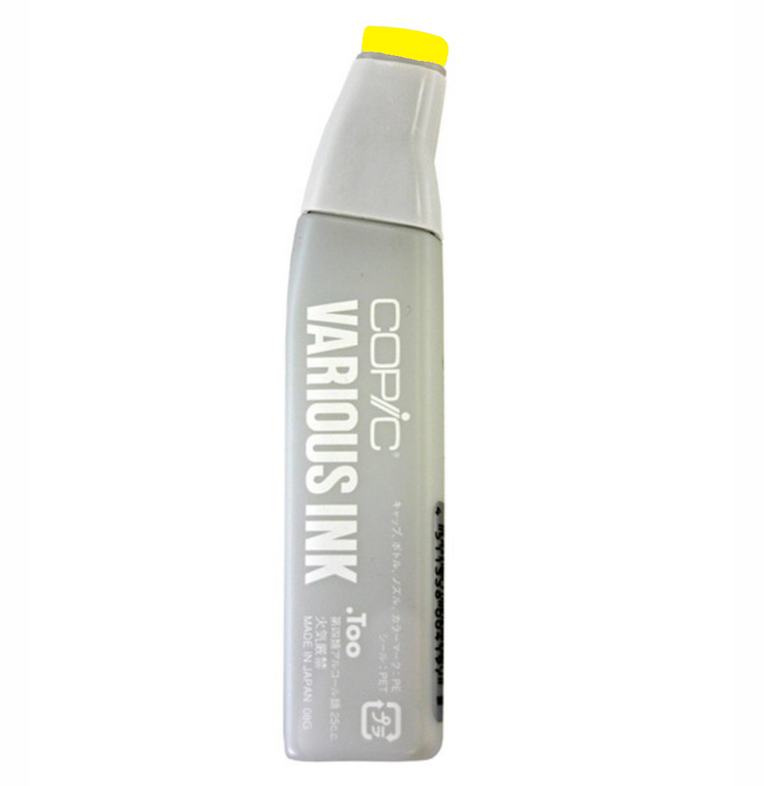 Copic Various Ink Refill Y08 Acid Yellow