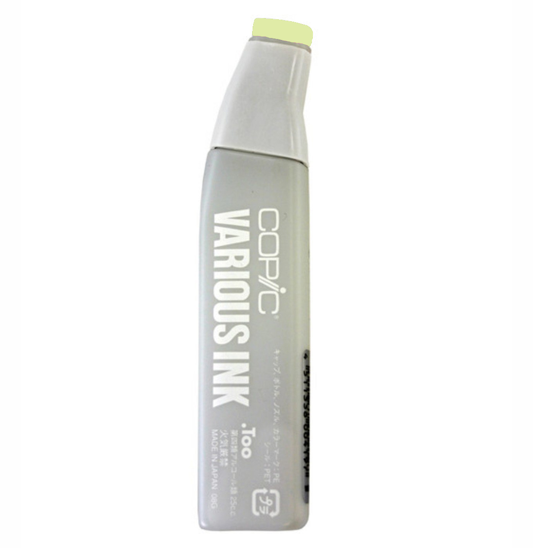 Copic Various Ink Refill Yg03 Yellow Green