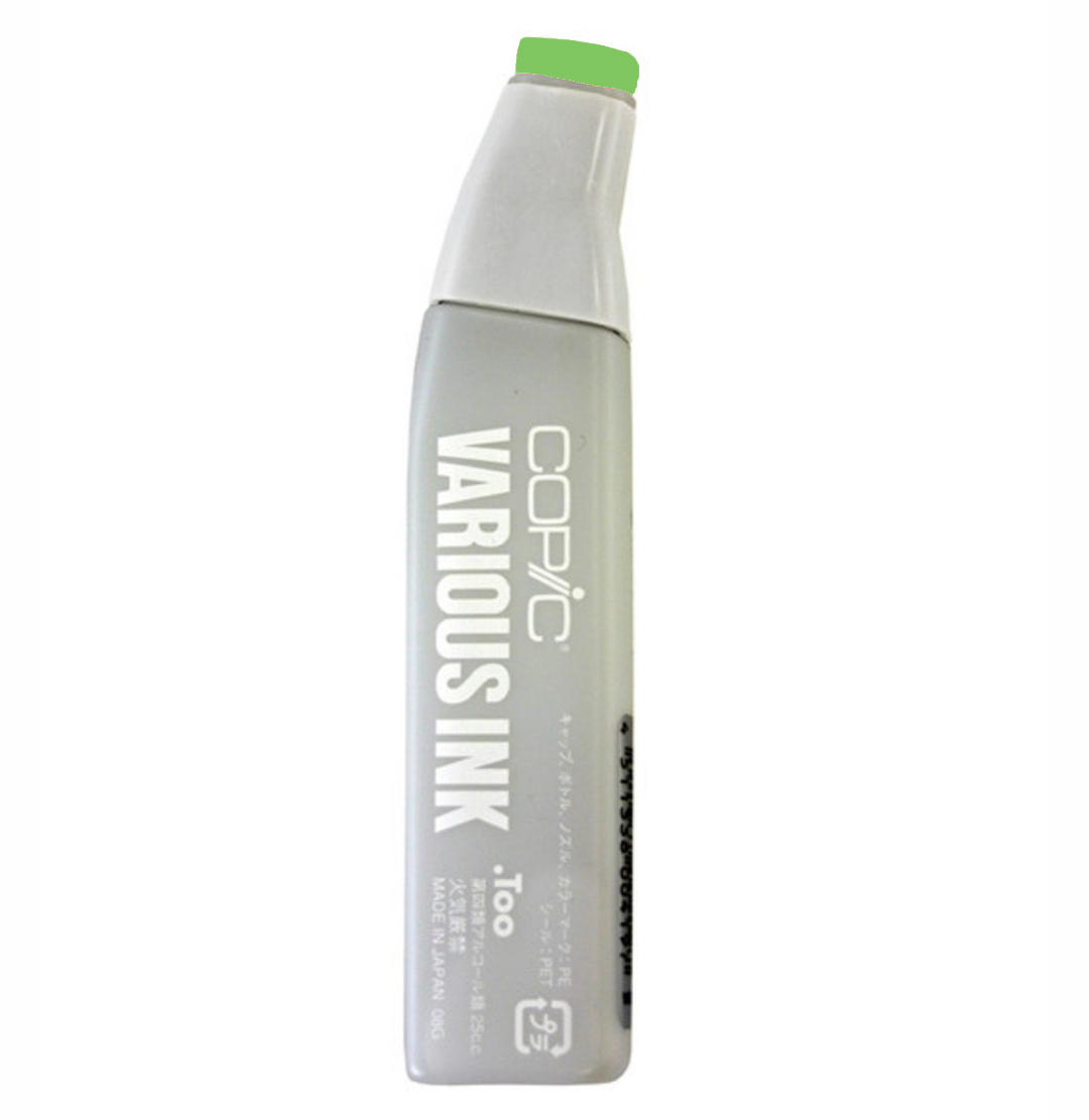 Copic Various Ink Refill Yg09 Lettuce Green