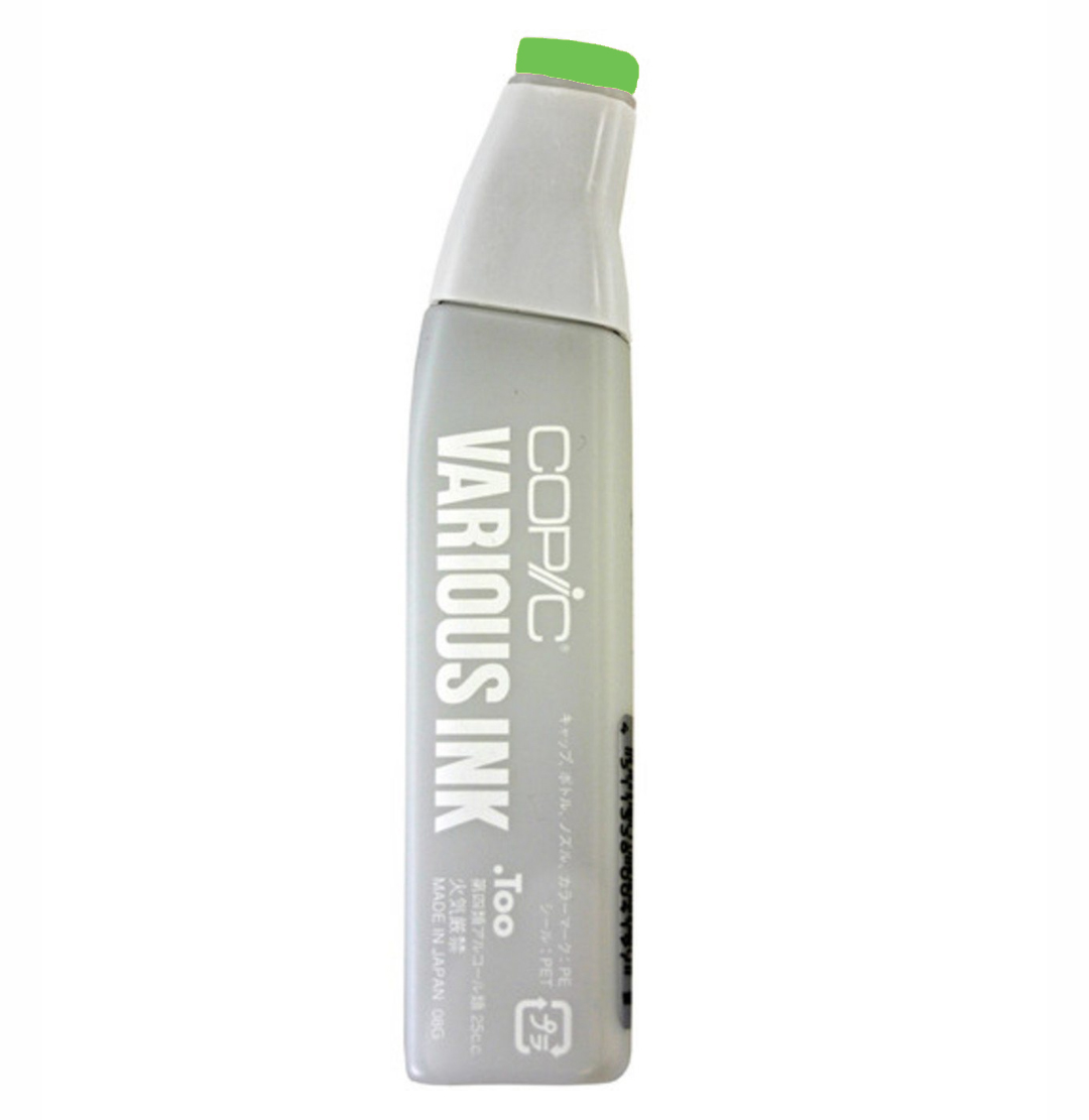 Copic Various Ink Refill Yg17 Grass Green