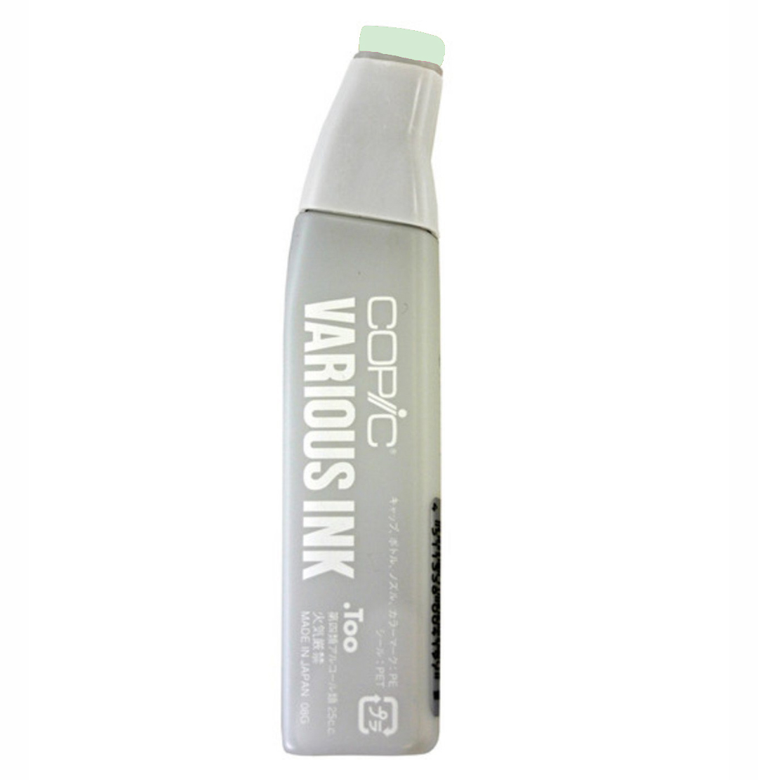 Copic Various Ink Refill Yg41 Pale Green