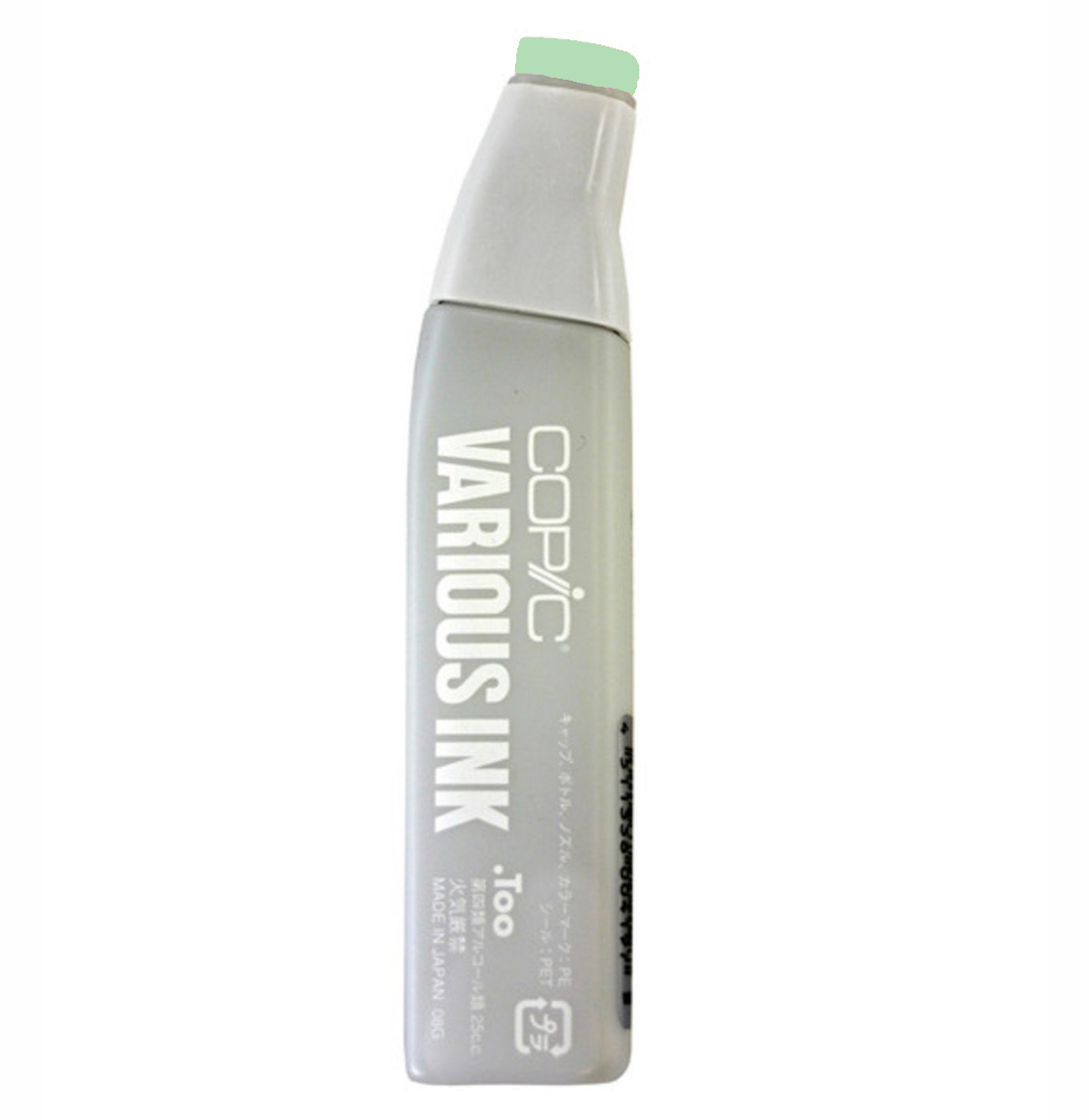 Copic Various Ink Refill Yg45 Cobalt Green