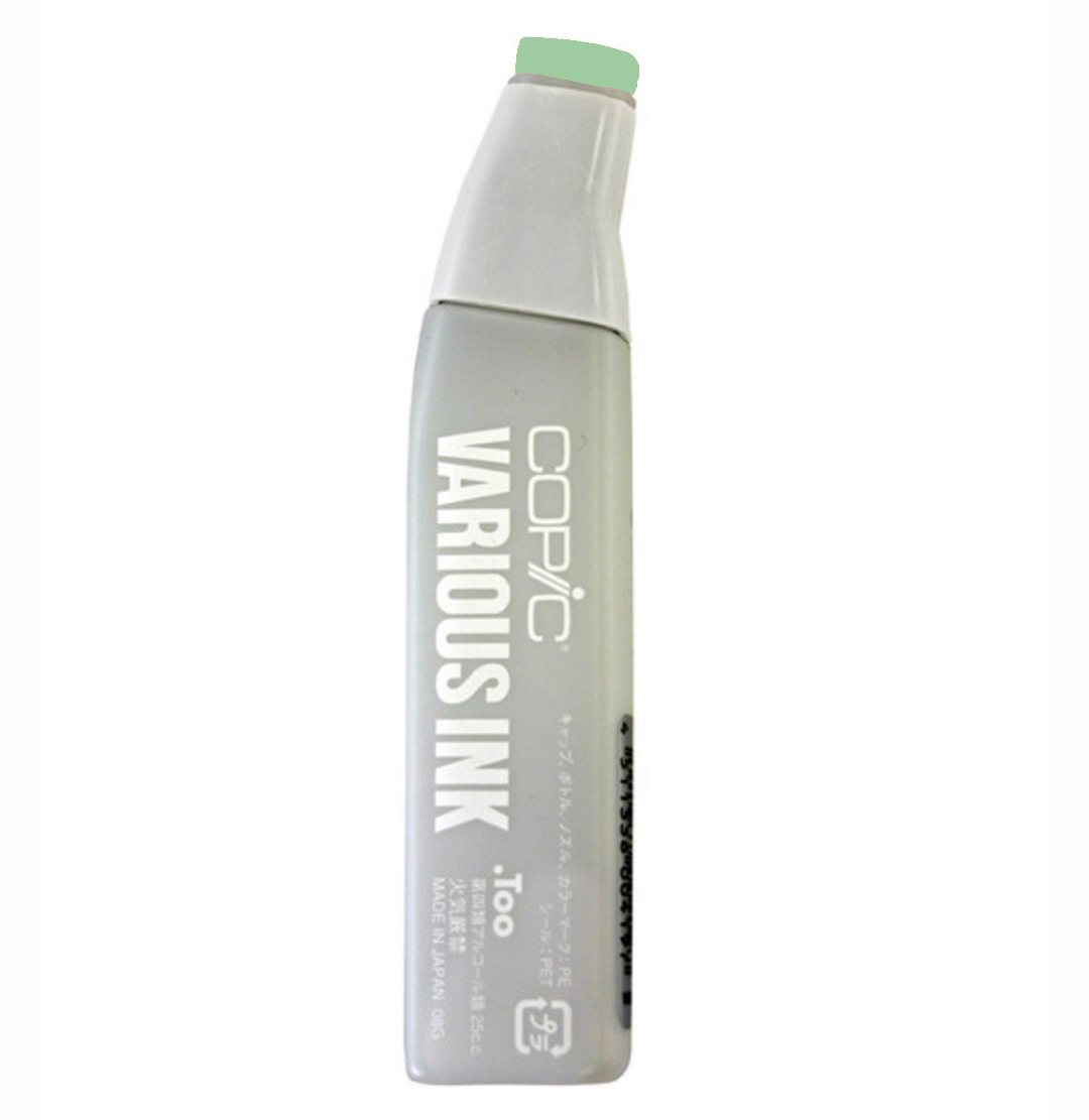Copic Various Ink Refill Yg63 Pea Green