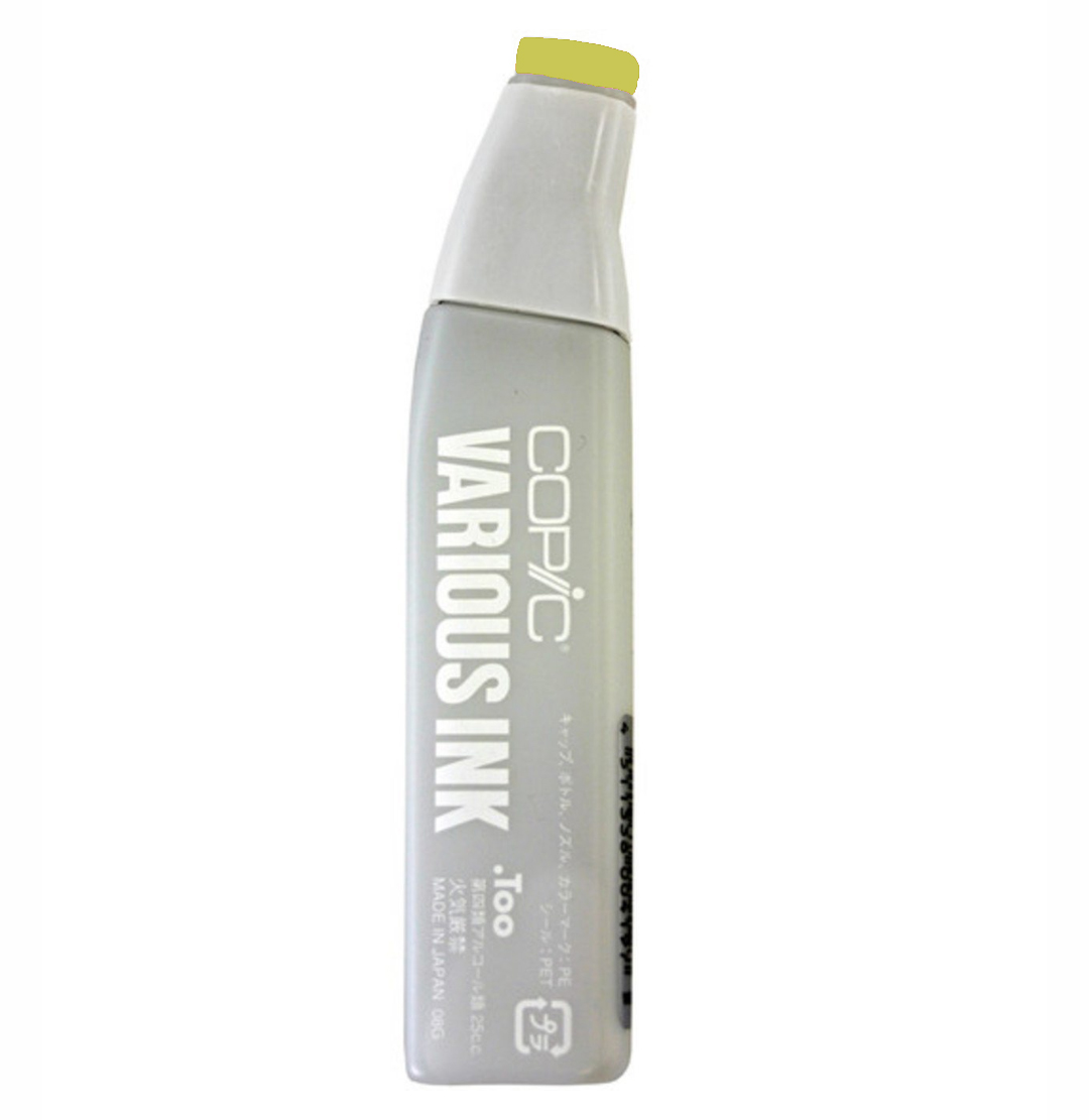 Copic Various Ink Refill Yg95 Pale Olive