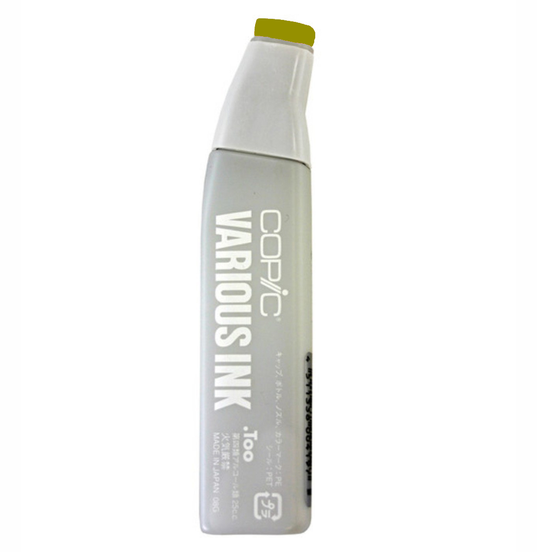 Copic Various Ink Refill Yg97 Spanish Olive