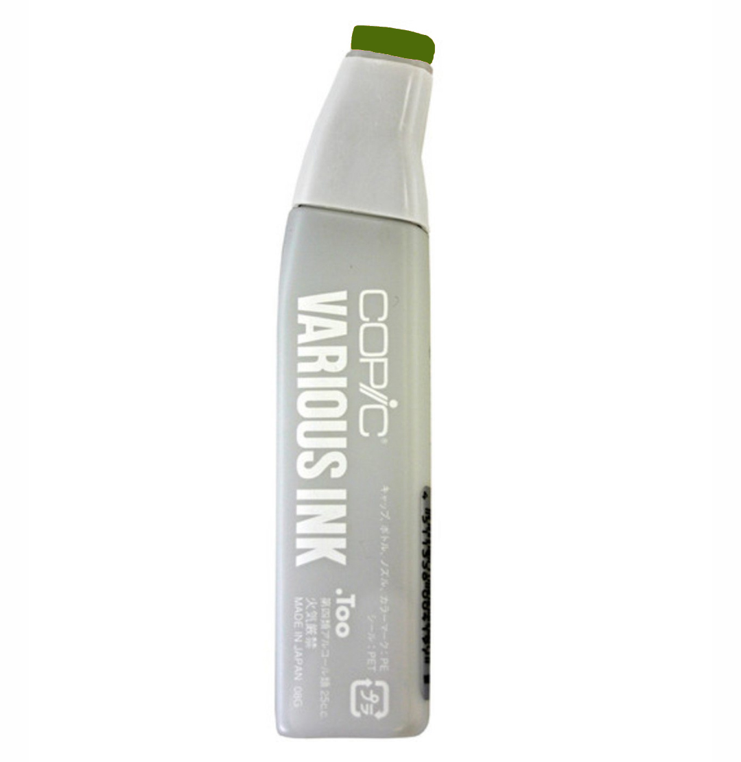 Copic Various Ink Refill Yg99 Marine Green