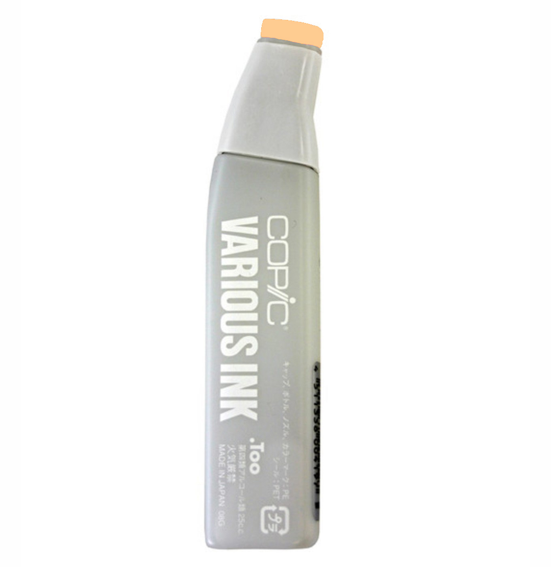 Copic Various Ink Refill Yr02 Light Orange