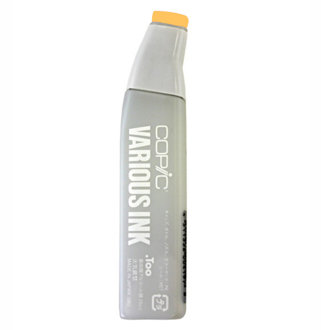 Copic Various Ink Refill Yr04 Chrome Orange