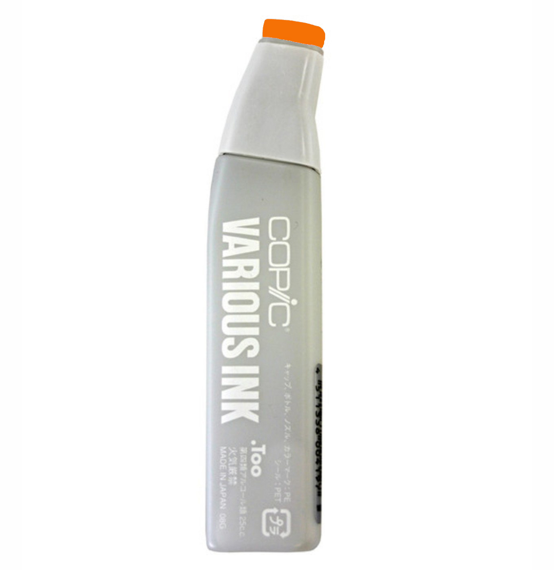 Copic Various Ink Refill Yr68 Orange