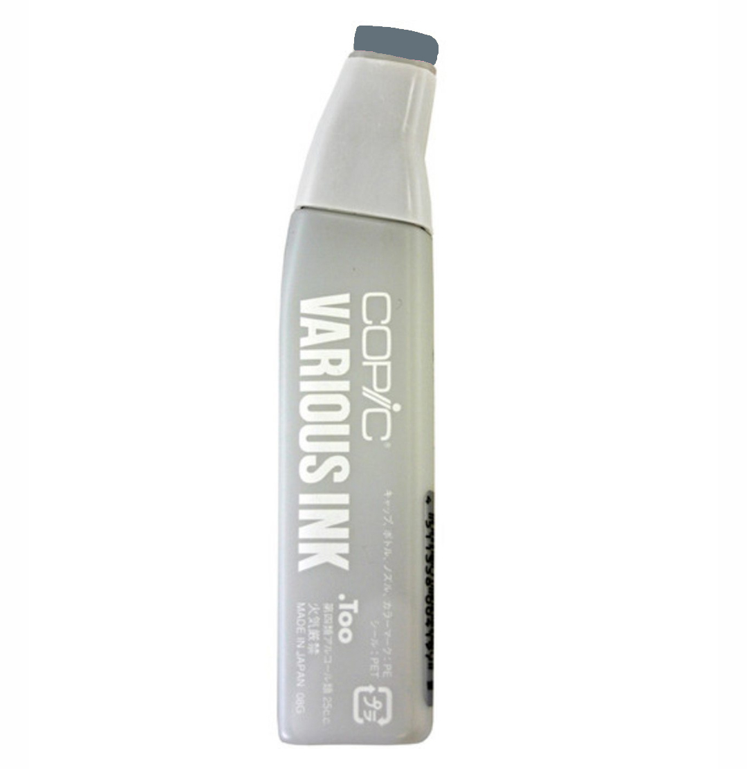 Copic Various Ink Refill C7 Cool Gray 7