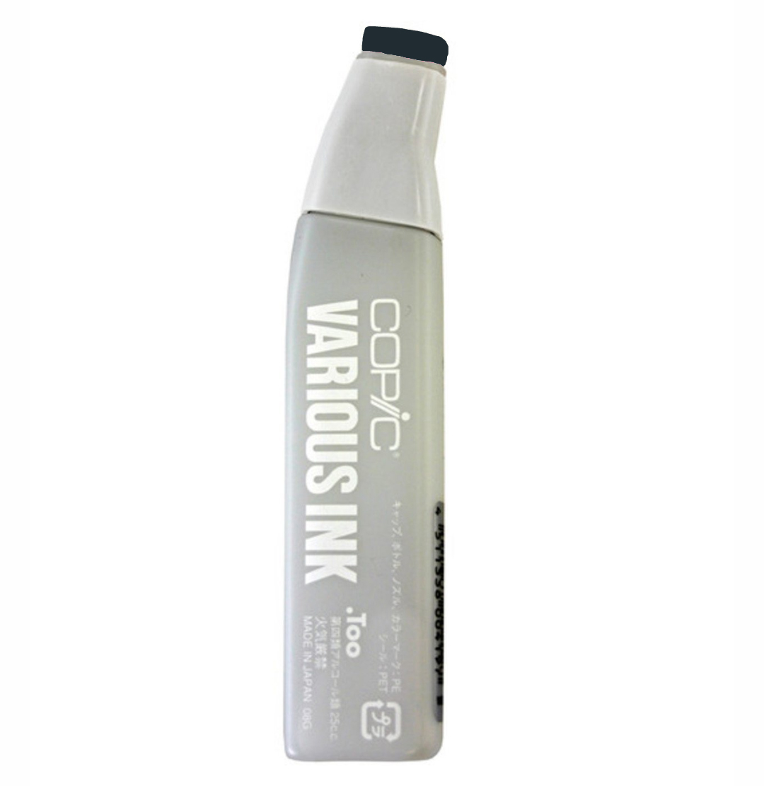 Copic Various Ink Refill C10 Cool Gray 10