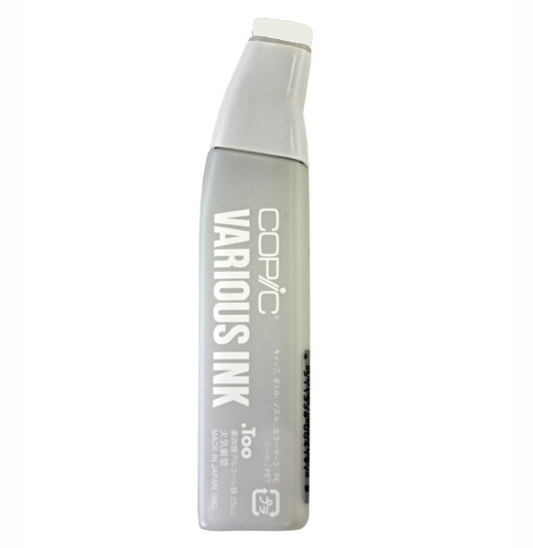 Copic Various Ink Refill W0 Warm Gray 0
