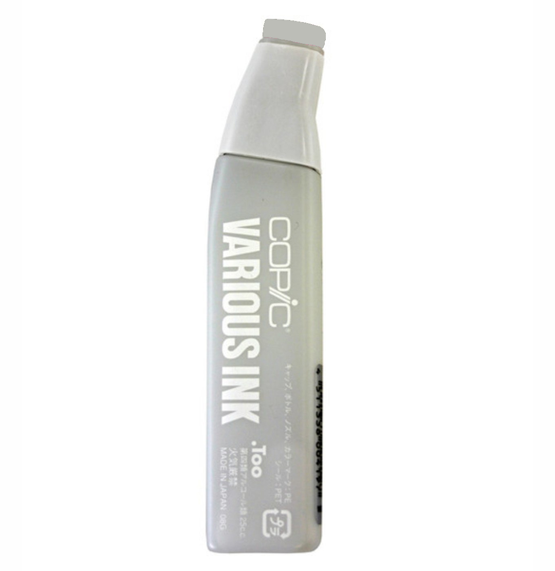 Copic Various Ink Refill W4 Warm Gray 4