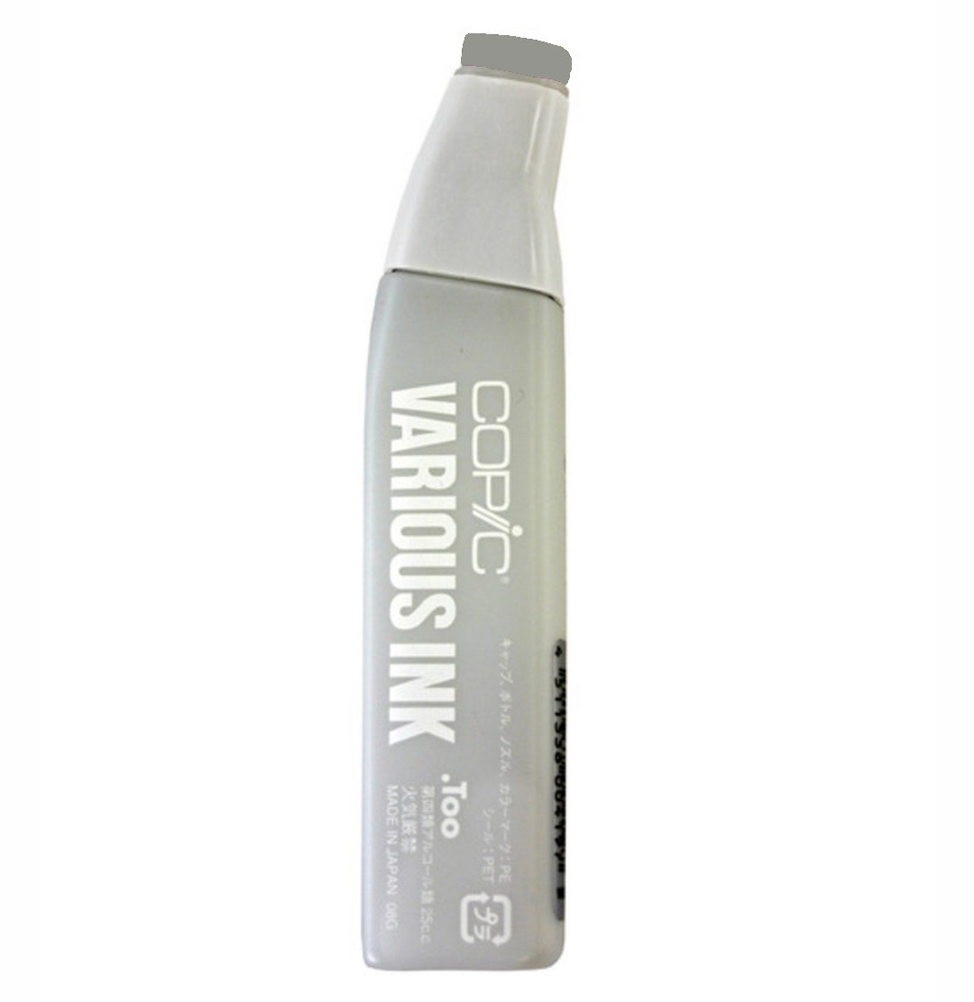 Copic Various Ink Refill W6 Warm Gray 6