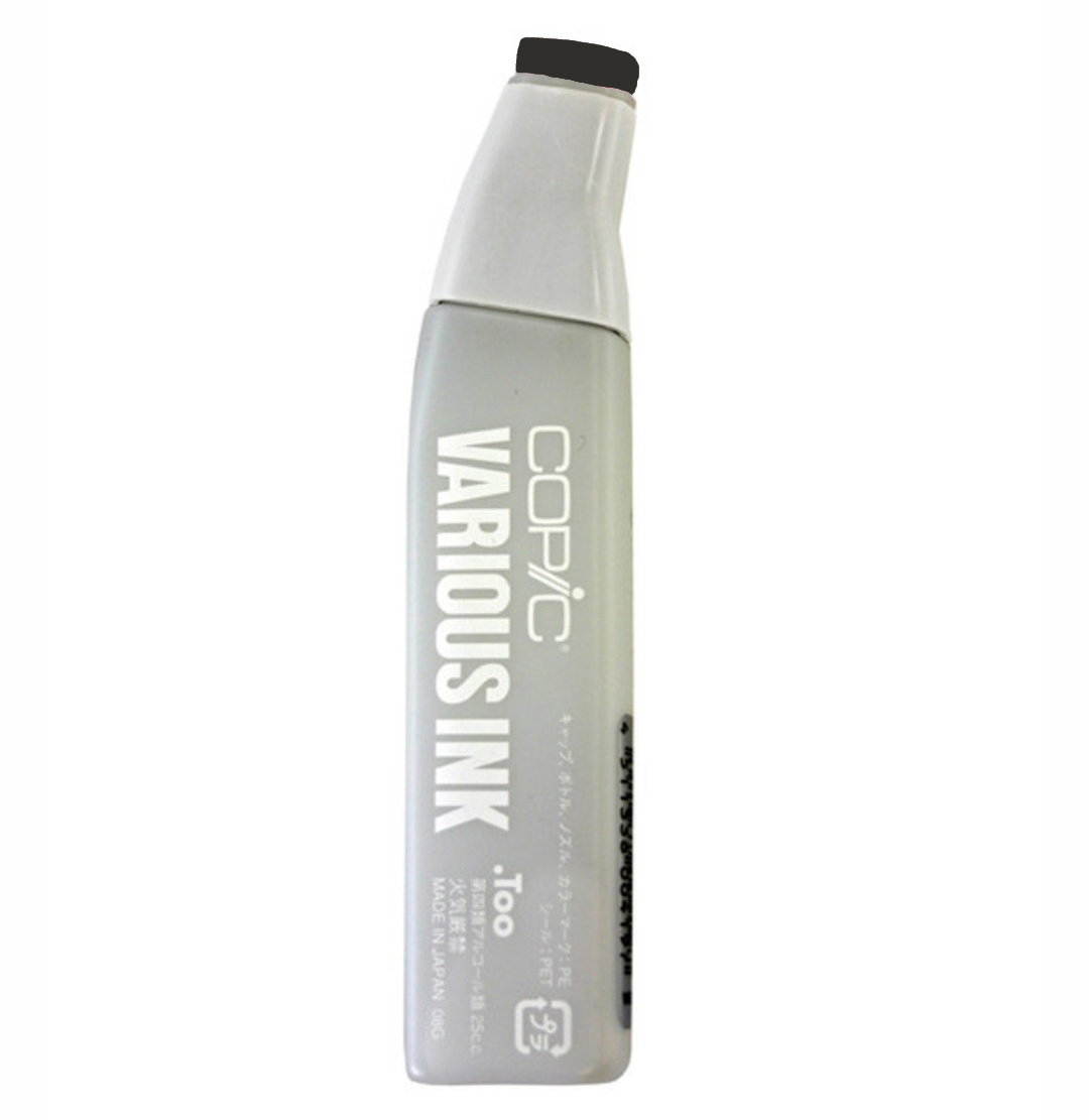 Copic Various Ink Refill W10 Warm Gray 10