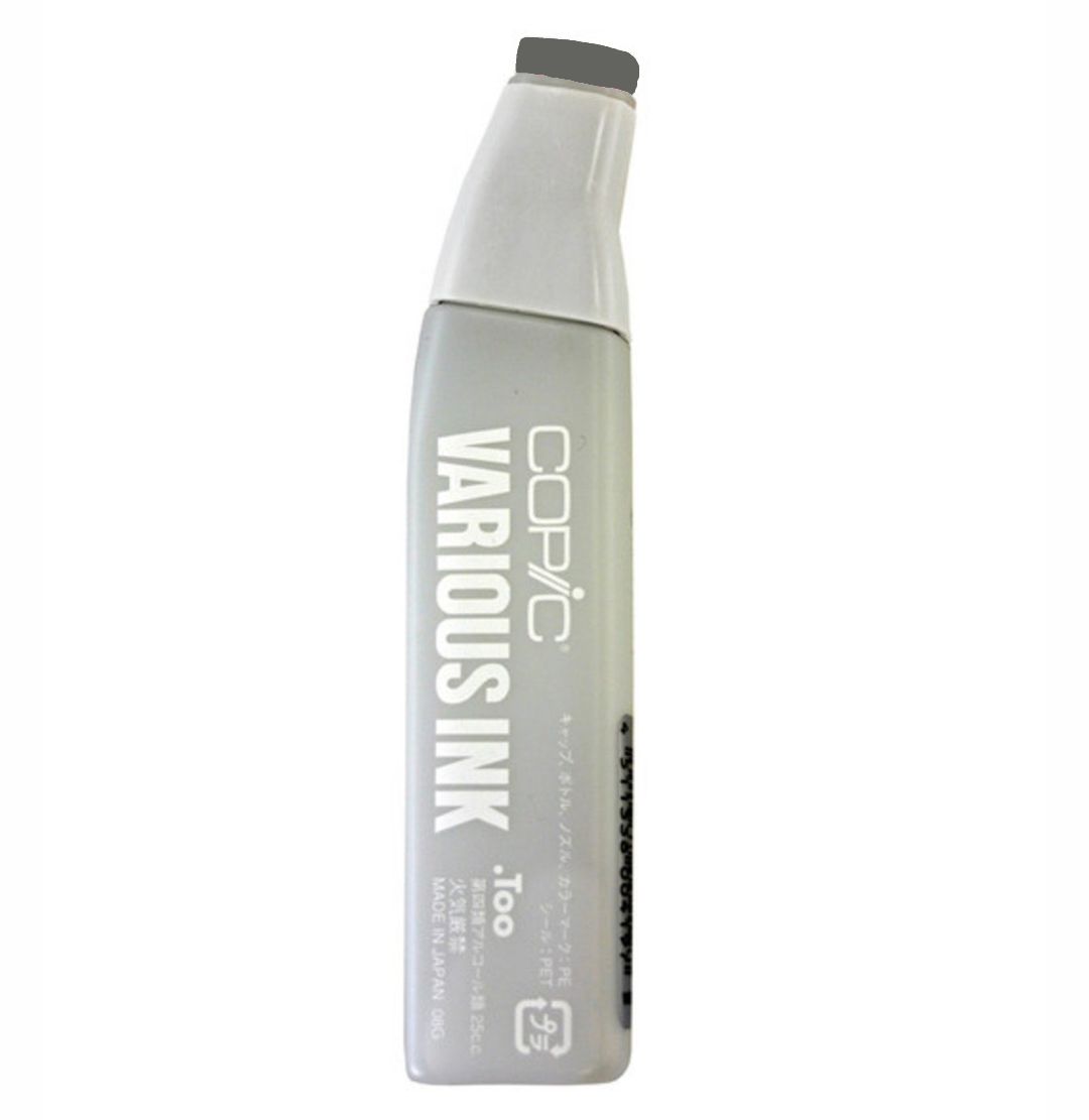 Copic Various Ink Refill T8 Toner Gray 8