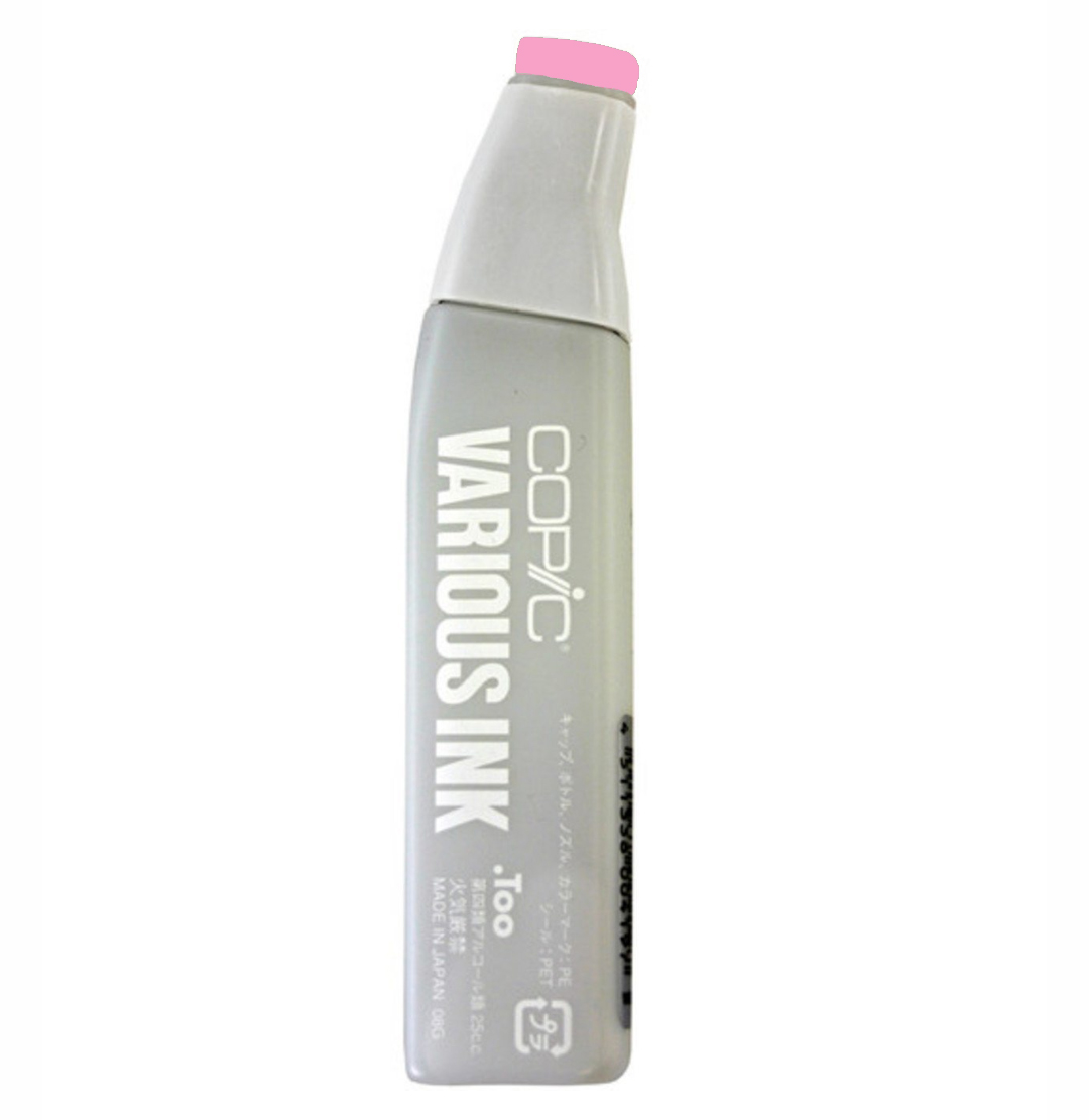 Copic Various Ink Refill Frv1 Fluor Pink