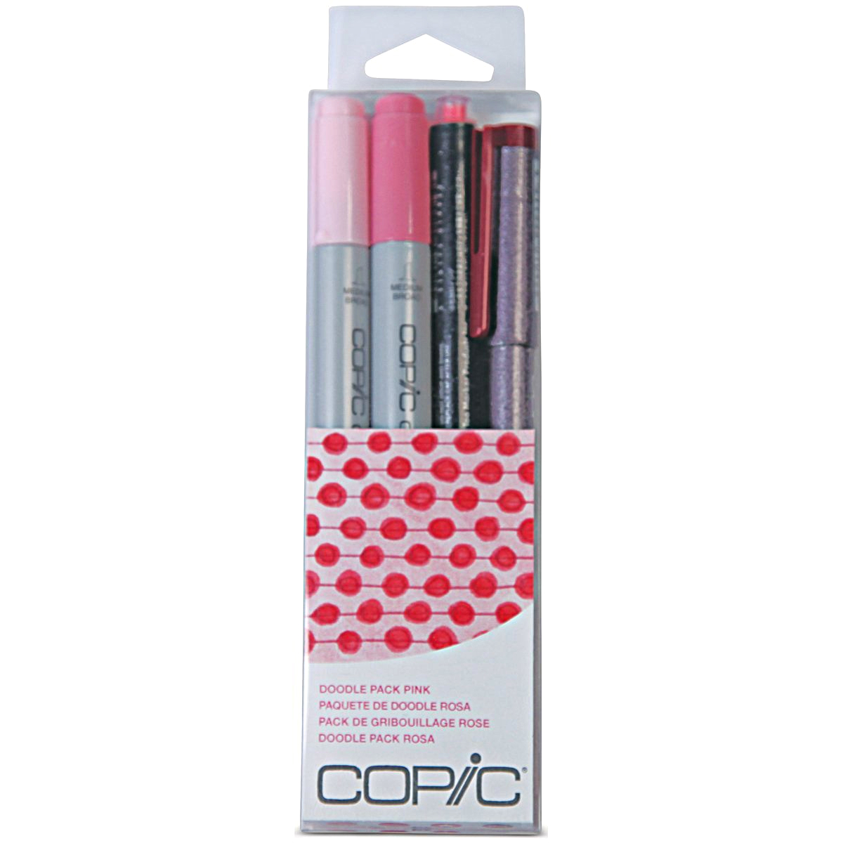 Copic Doodle Pack Pink