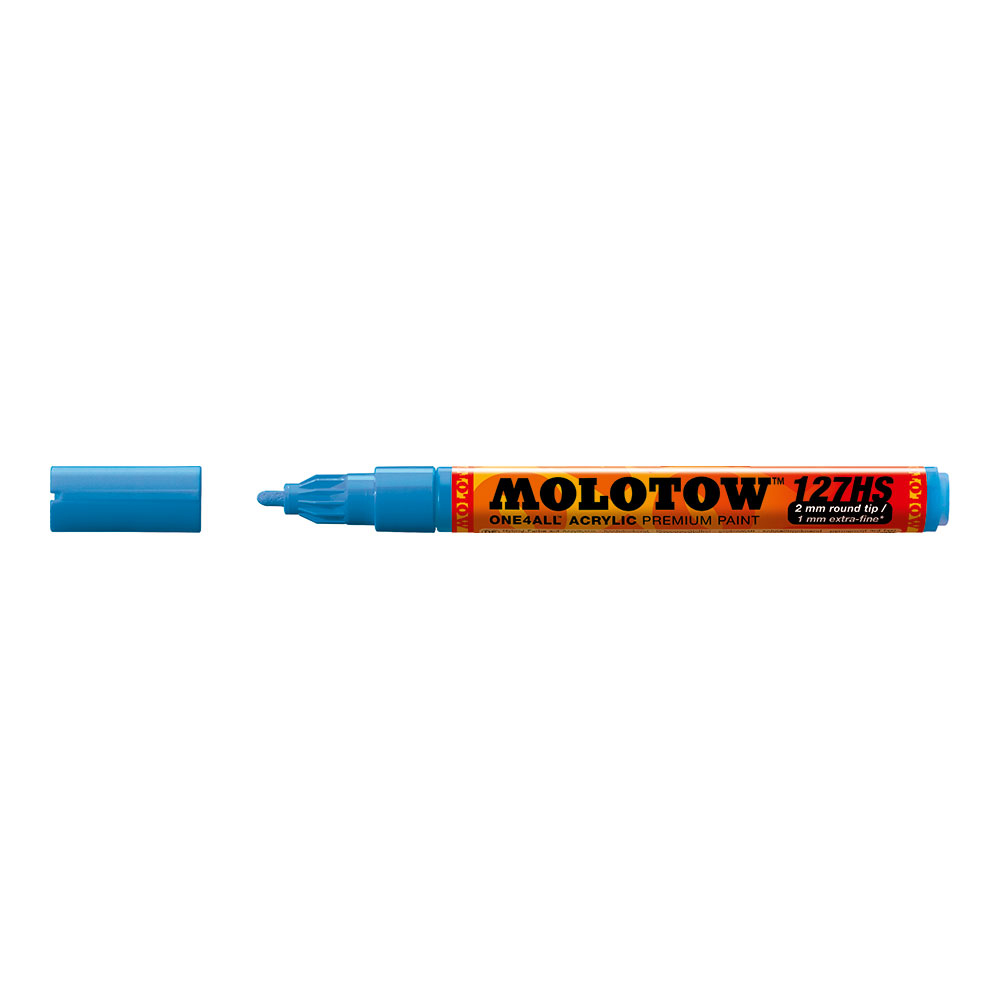 Molotow One4All Marker 127Hs 2Mm Shock Blue