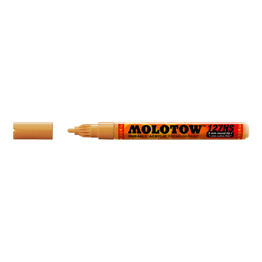 Molotow One4All Marker 127Hs 2Mm Ochre Brown
