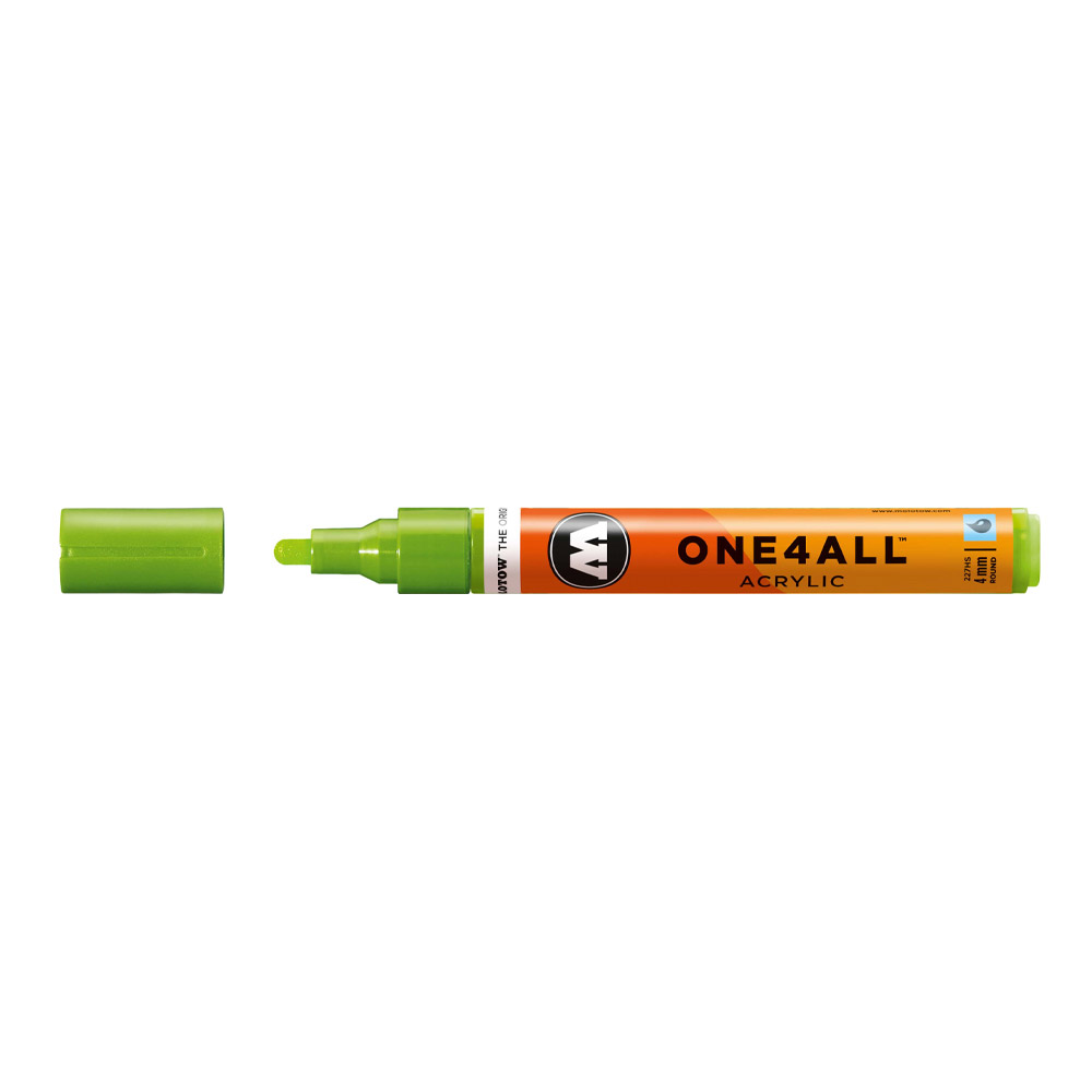 Molotow One4All Marker 227Hs 4Mm Grasshopper
