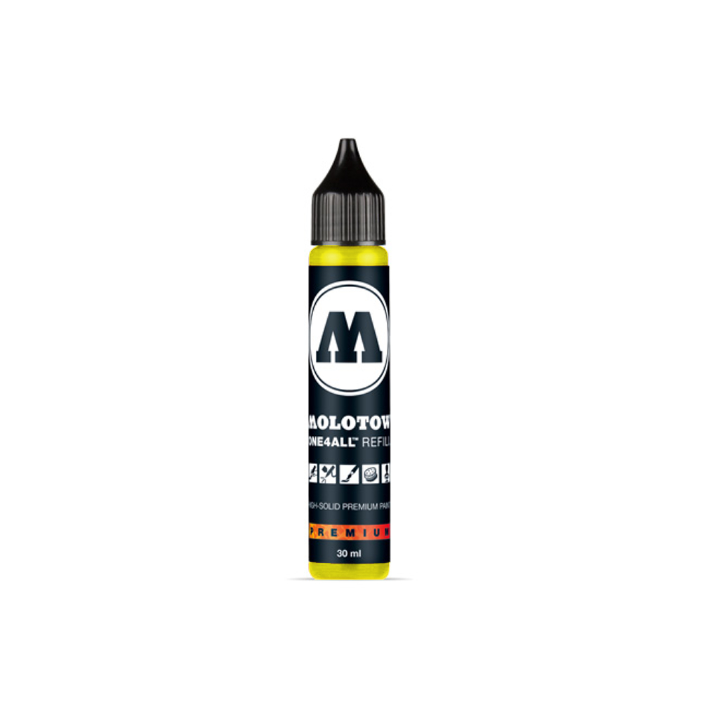 Molotow One4All Refill 30Ml Zinc Yellow