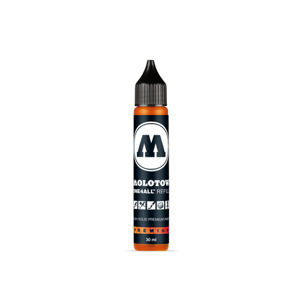 Molotow One4All Refill 30Ml Dare Orange