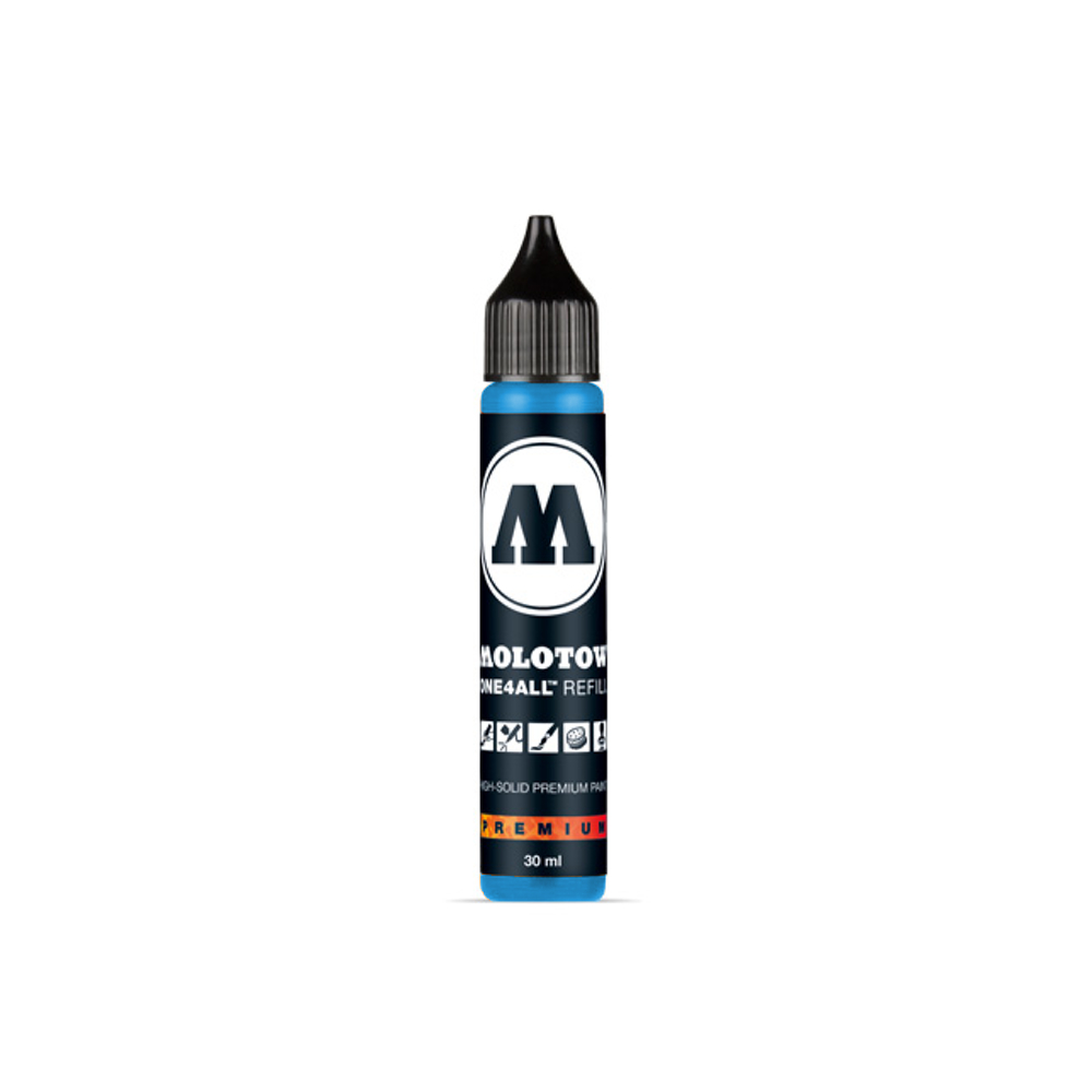 Molotow One4All Refill 30Ml Shock Blue