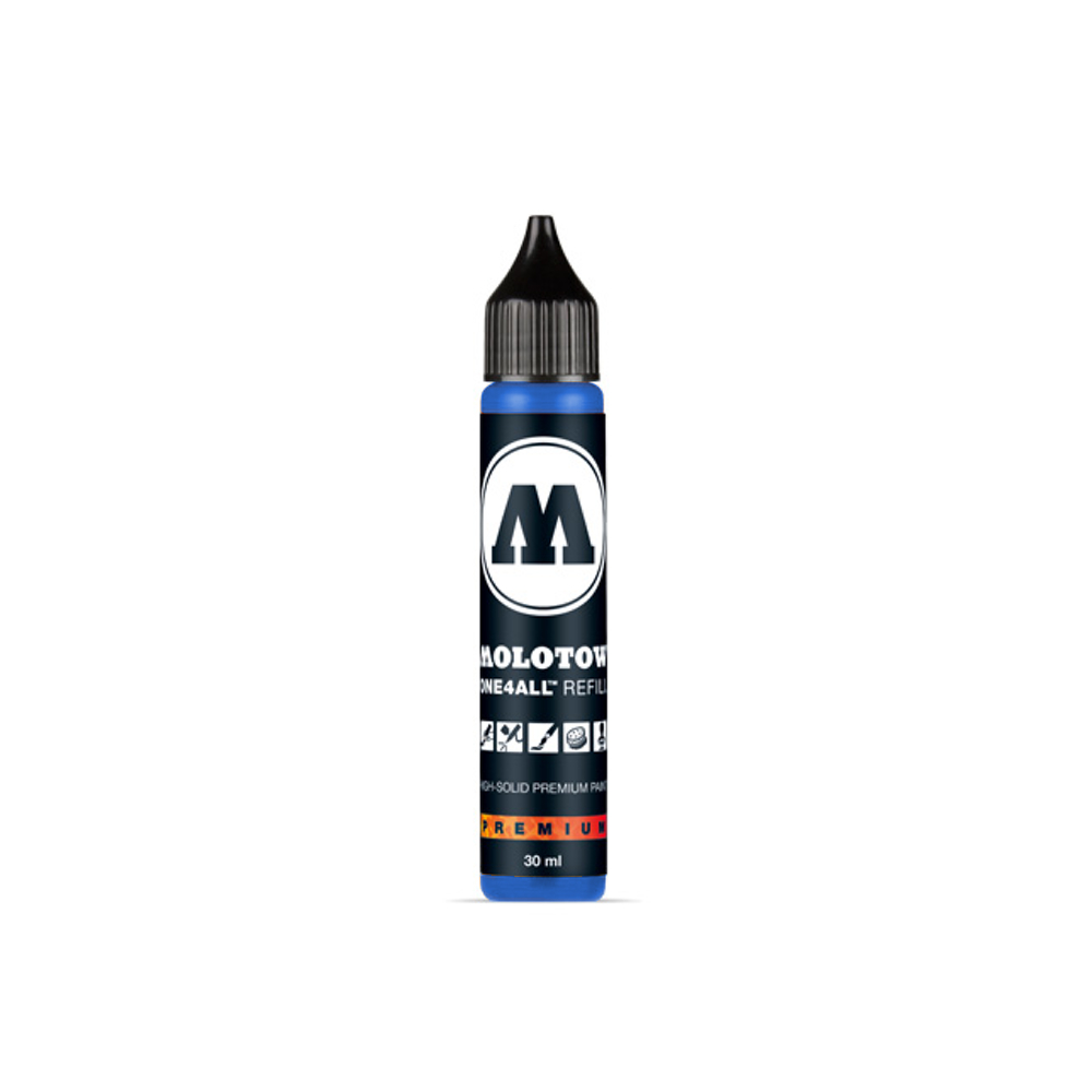Molotow One4All Refill 30Ml True Blue