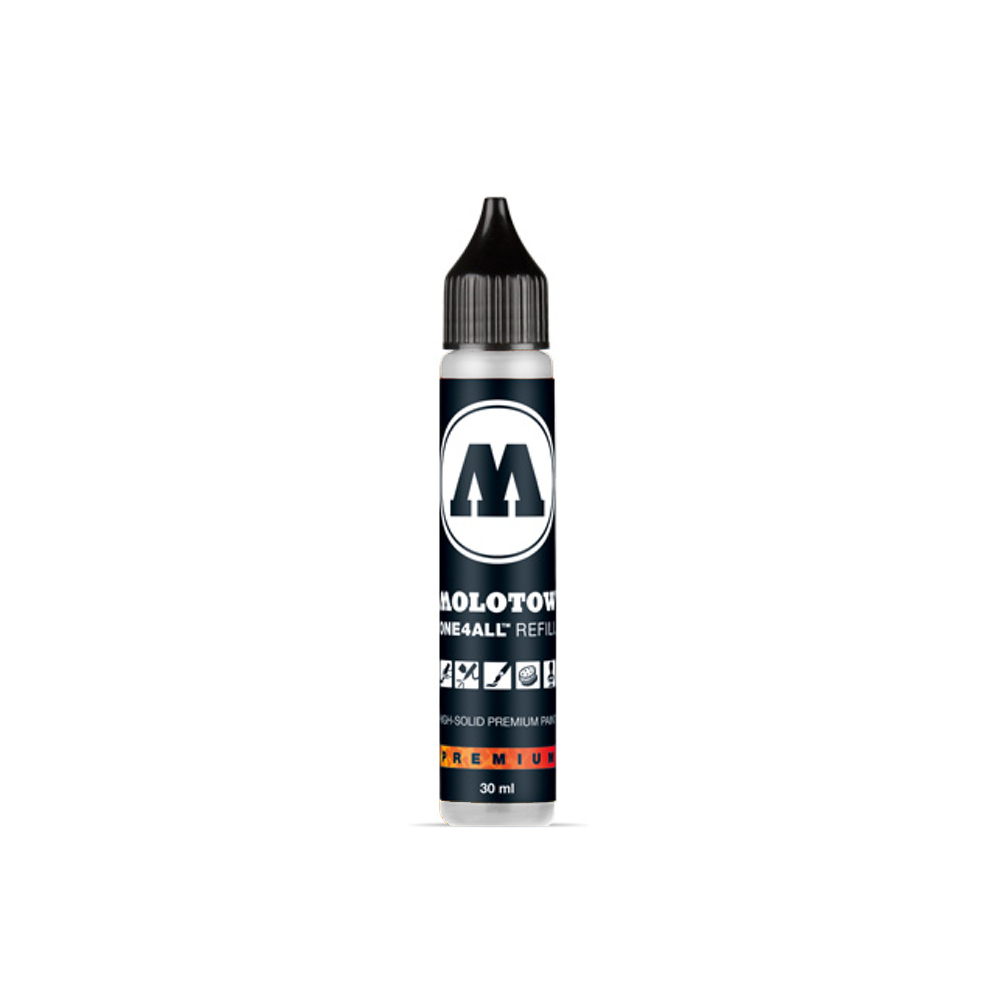 Molotow One4All Refill 30Ml Signal White
