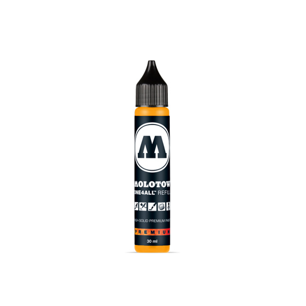 Molotow One4All Refill 30Ml Neon Orange Fluor