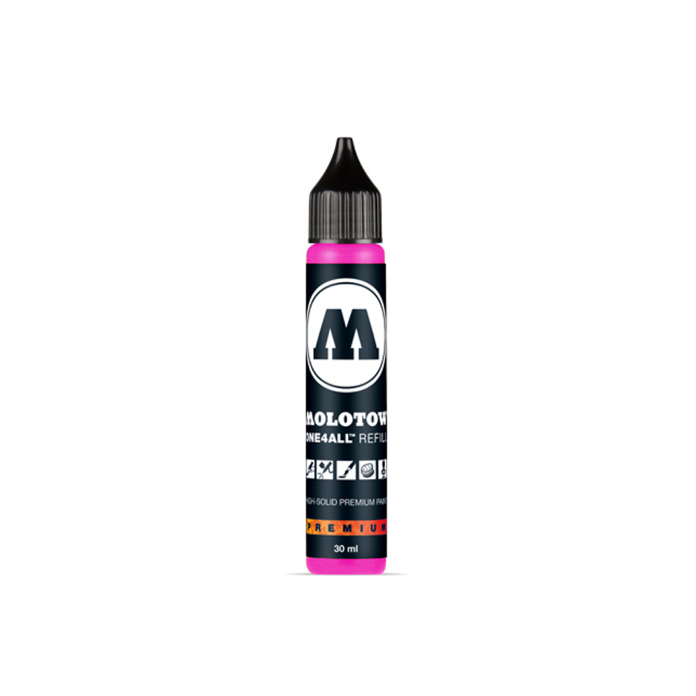Molotow One4All Refill 30Ml Neon Pink Fluor