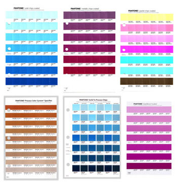 Hyatts Worlds Largest Inventory Of Pantone Smart Cotton Swatches