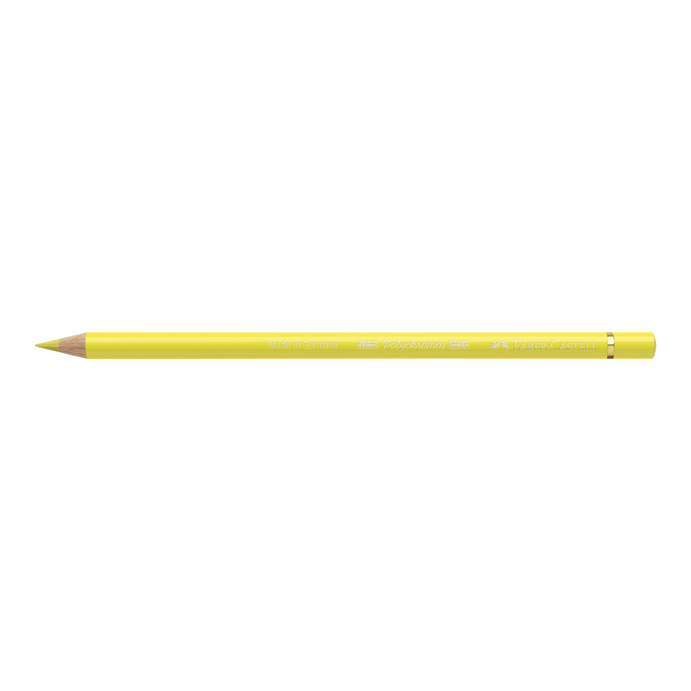 Polychromos Pencil 104 Light Yellow Glaze