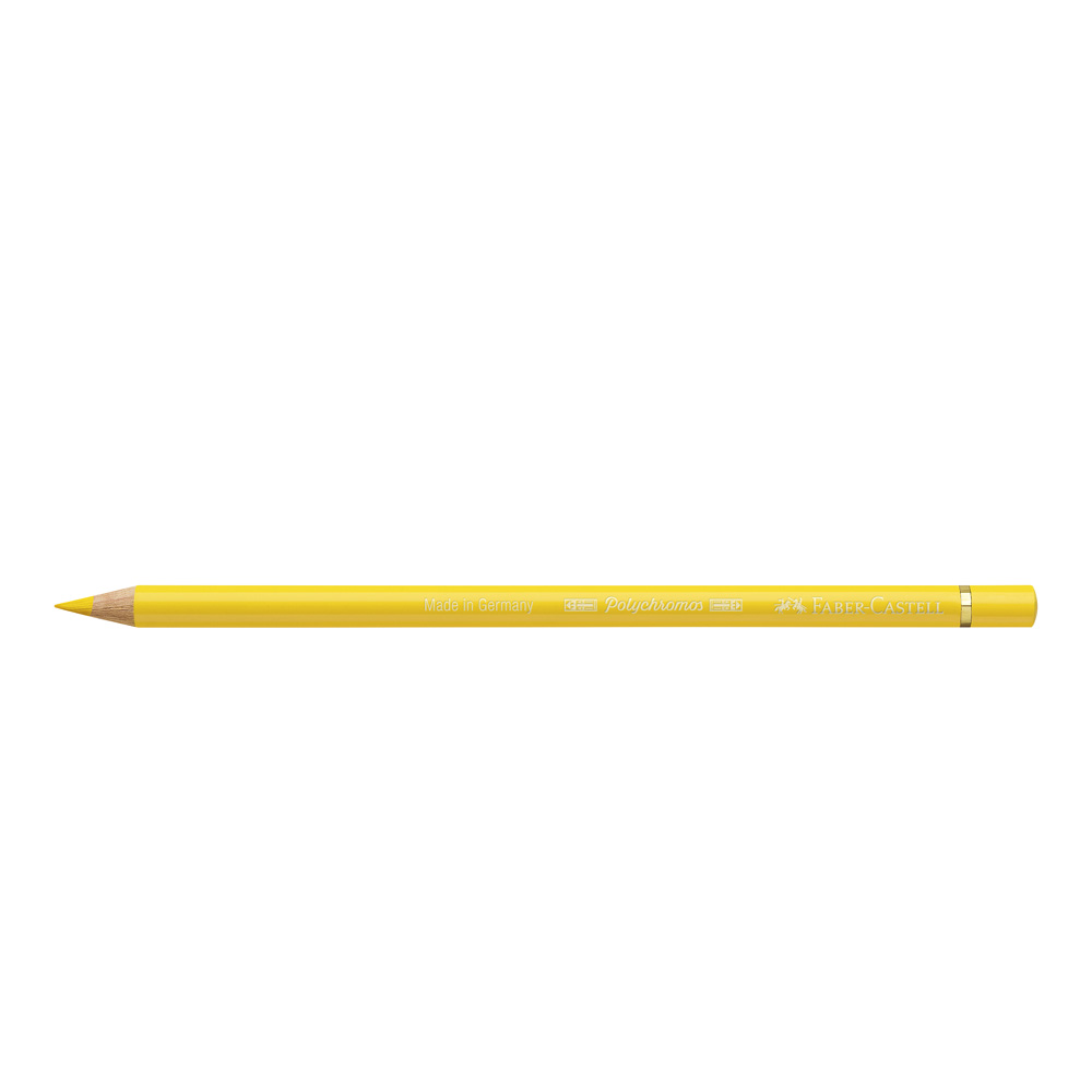Polychromos Pencil 107 Cadmium Yellow