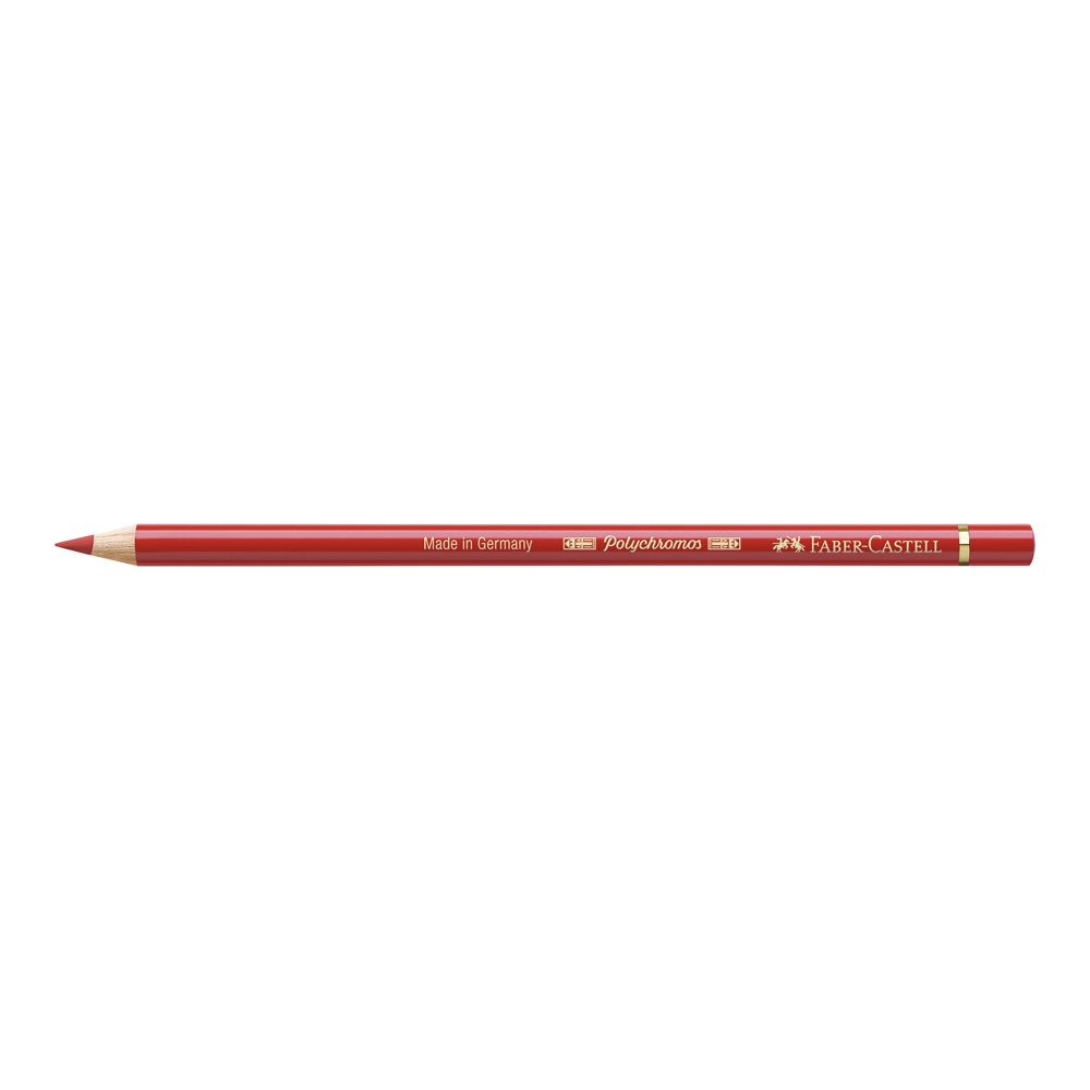 Polychromos Pencil 118 Scarlet Red